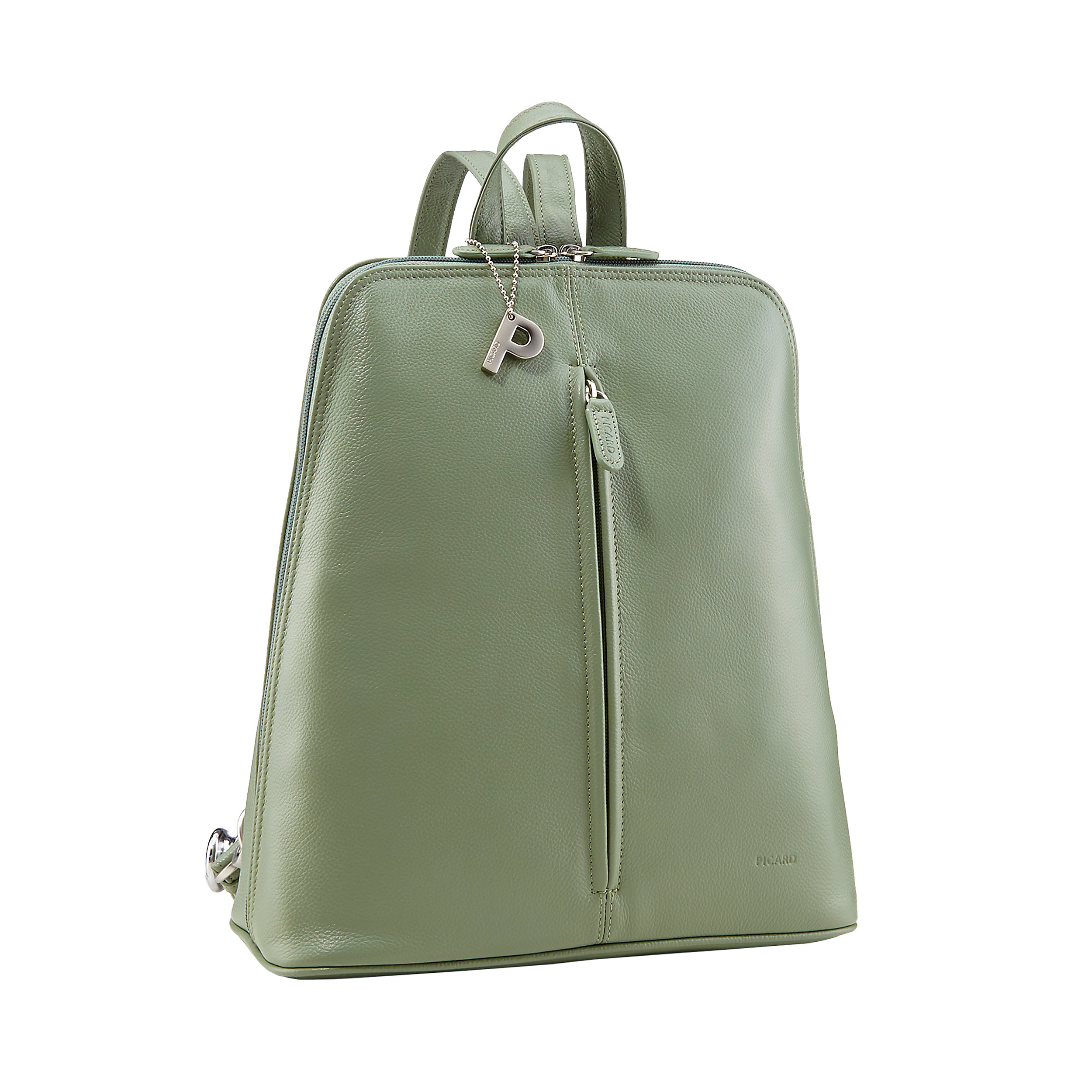 Backpack with vertical front pocket Luis