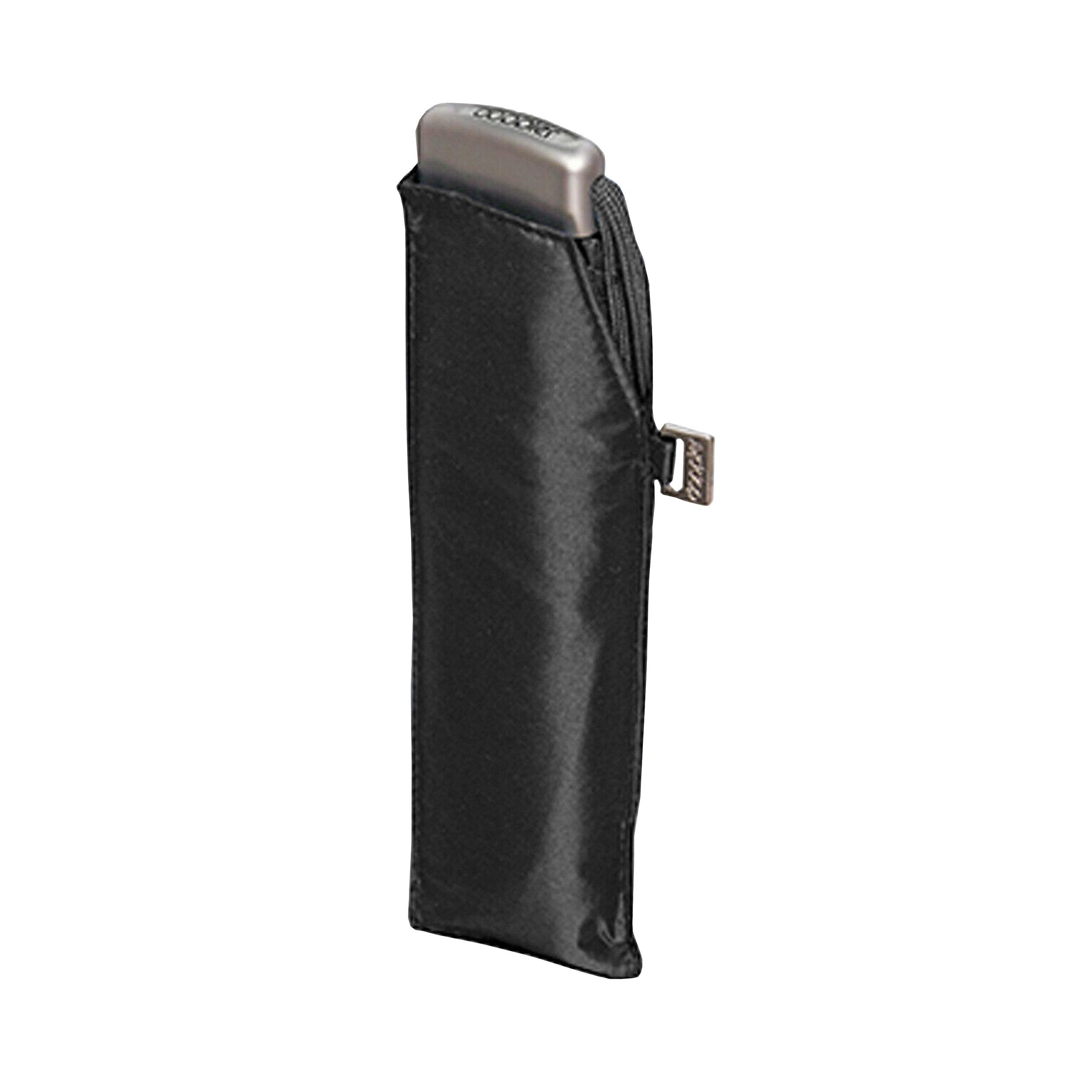 Taschenschirm Slim Uni Manual Carbonsteel