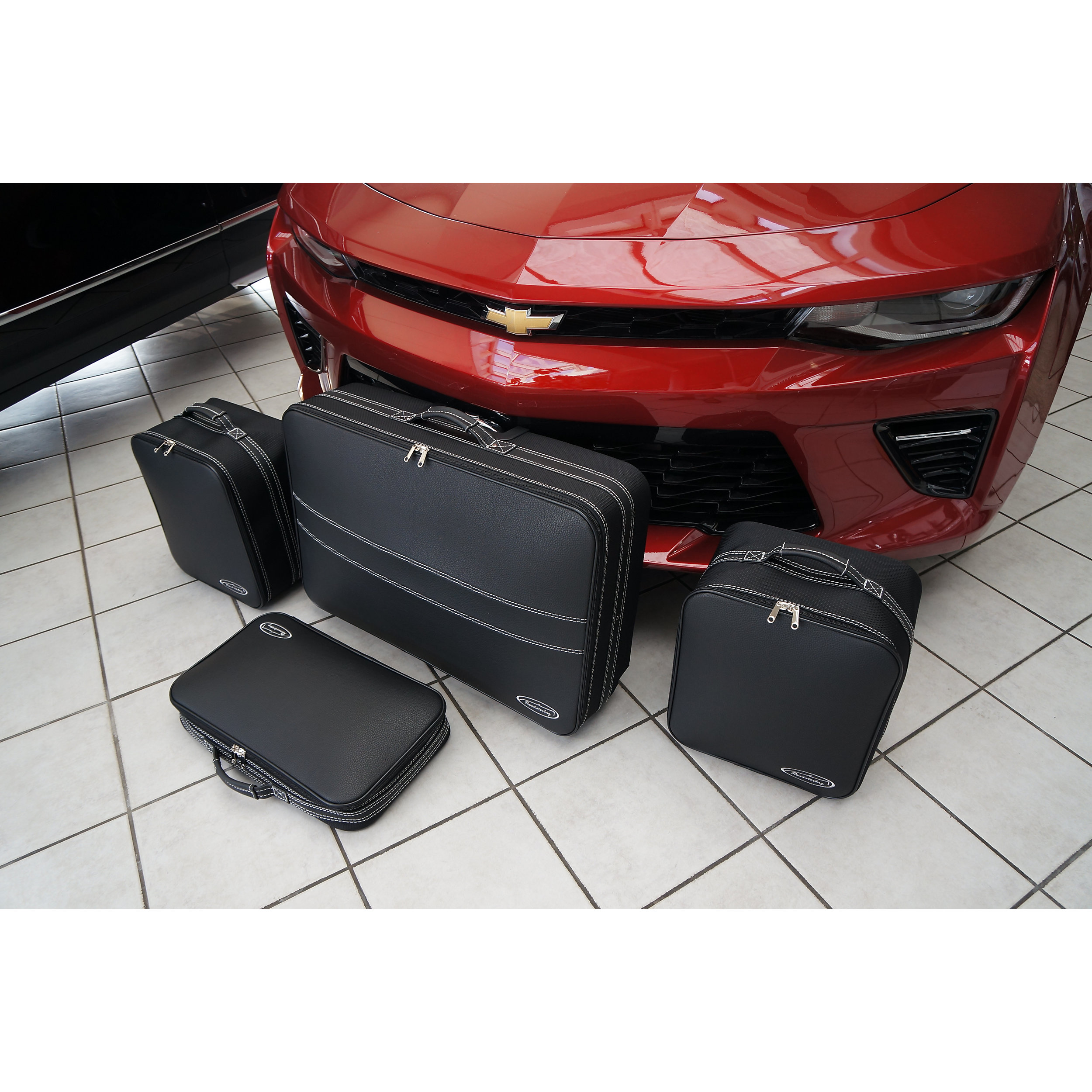 4-tlg. Kofferset Chevrolet Camaro Cabrio 127 Liter