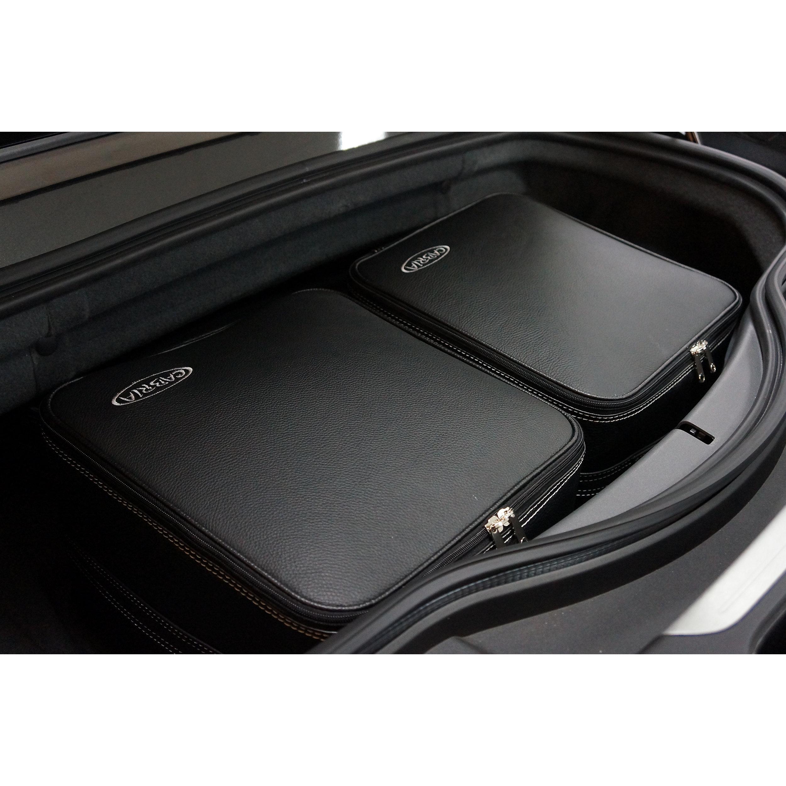 4-tlg. Kofferset Jaguar F-Type