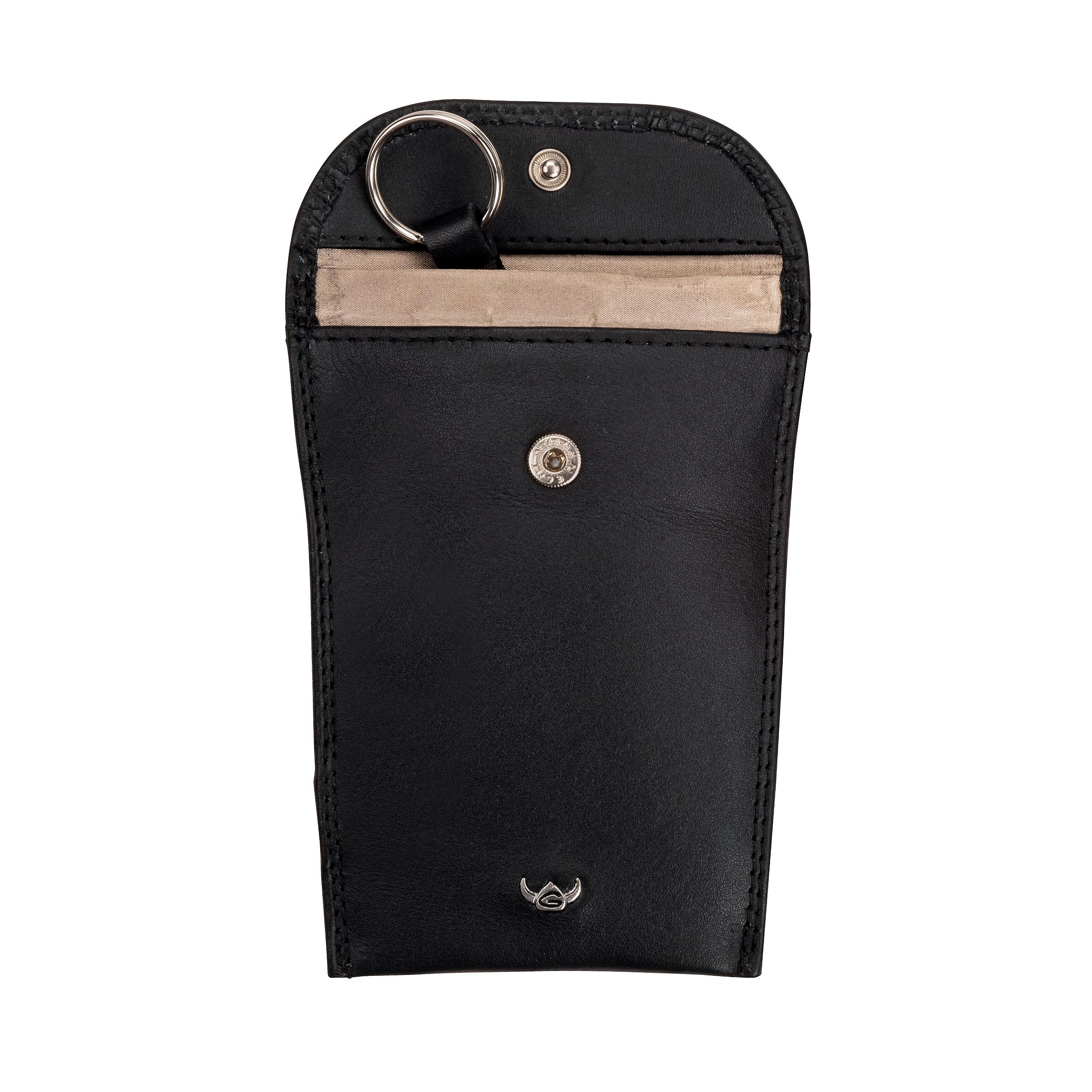 Schlüsseletui mit Druckknopf RFID Polo RFID Protect