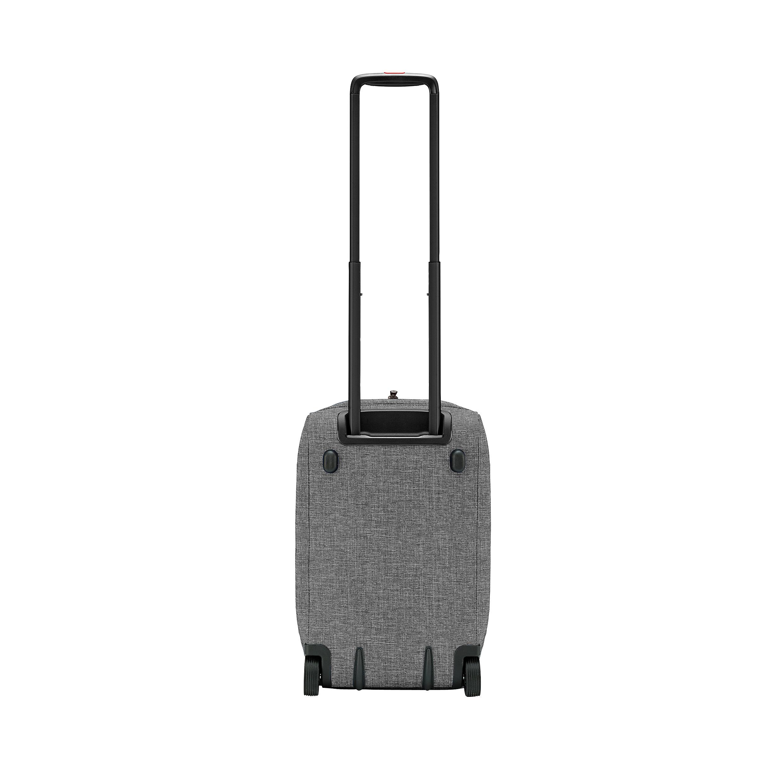 Rollenreisetasche mit 2 Rollen Travelling Trolley L Allrounder 30 Liter