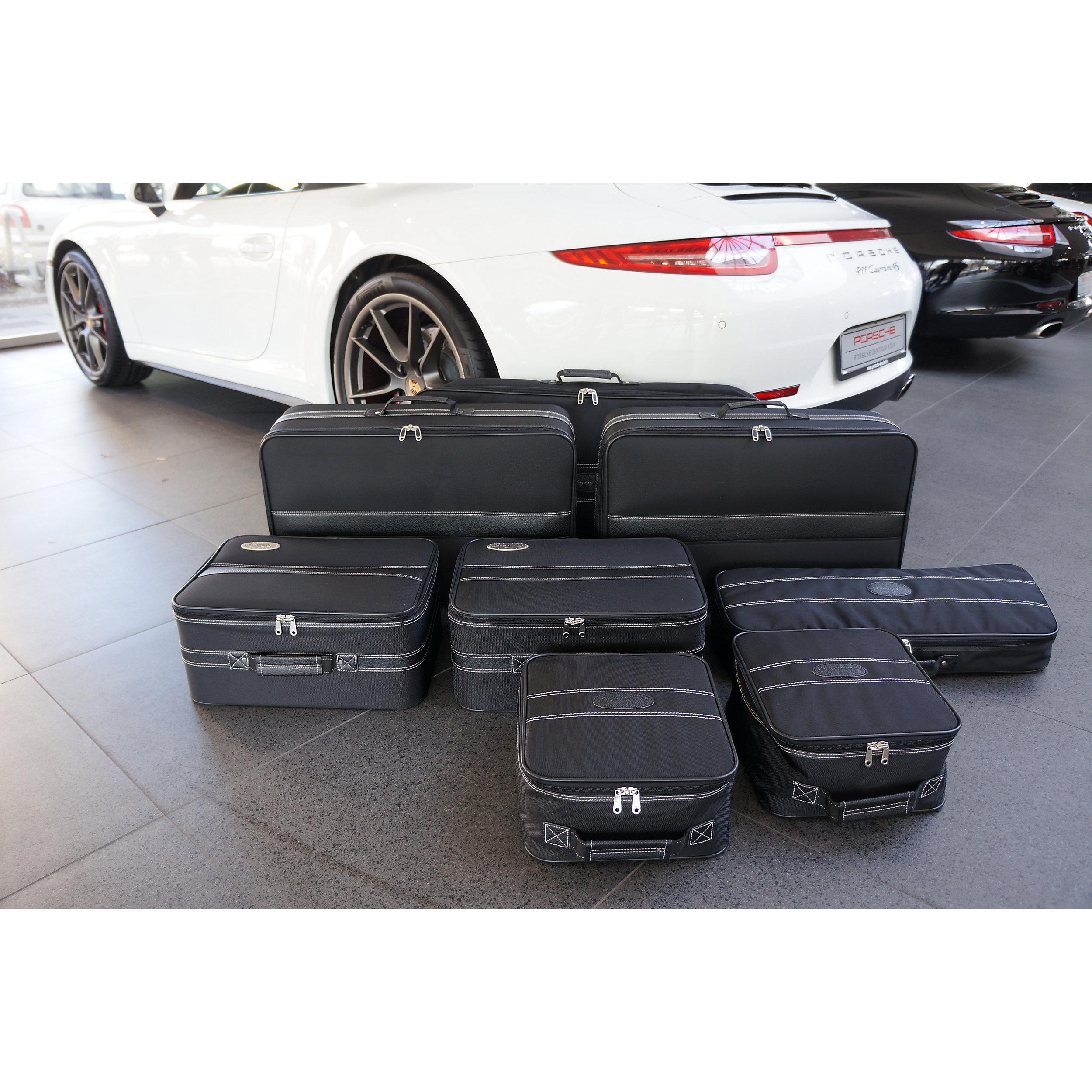8tlg. Autokofferset Porsche 911 991 224 Liter