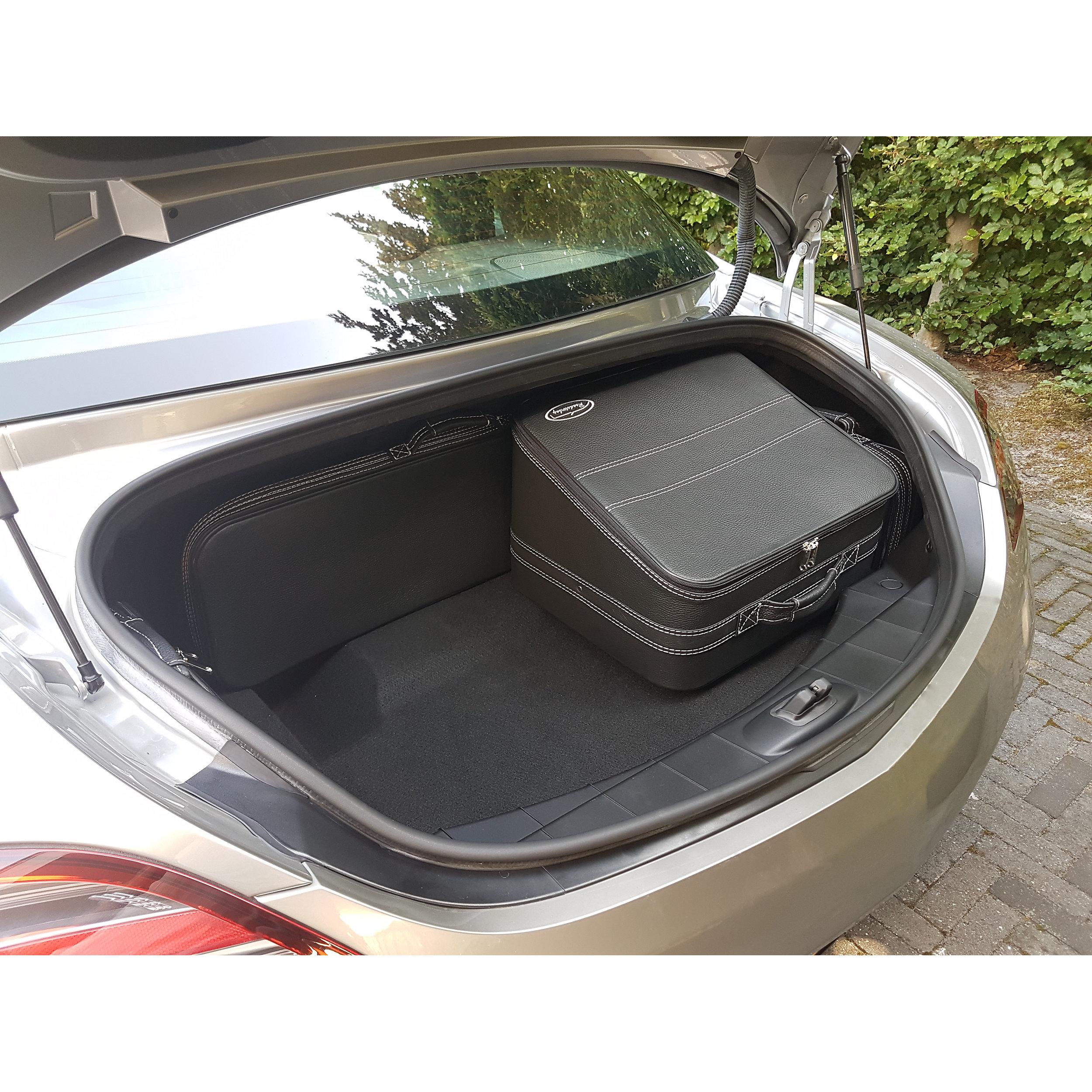 5-tlg. Kofferset Mercedes AMG SLS Coupé/Flügeltürer