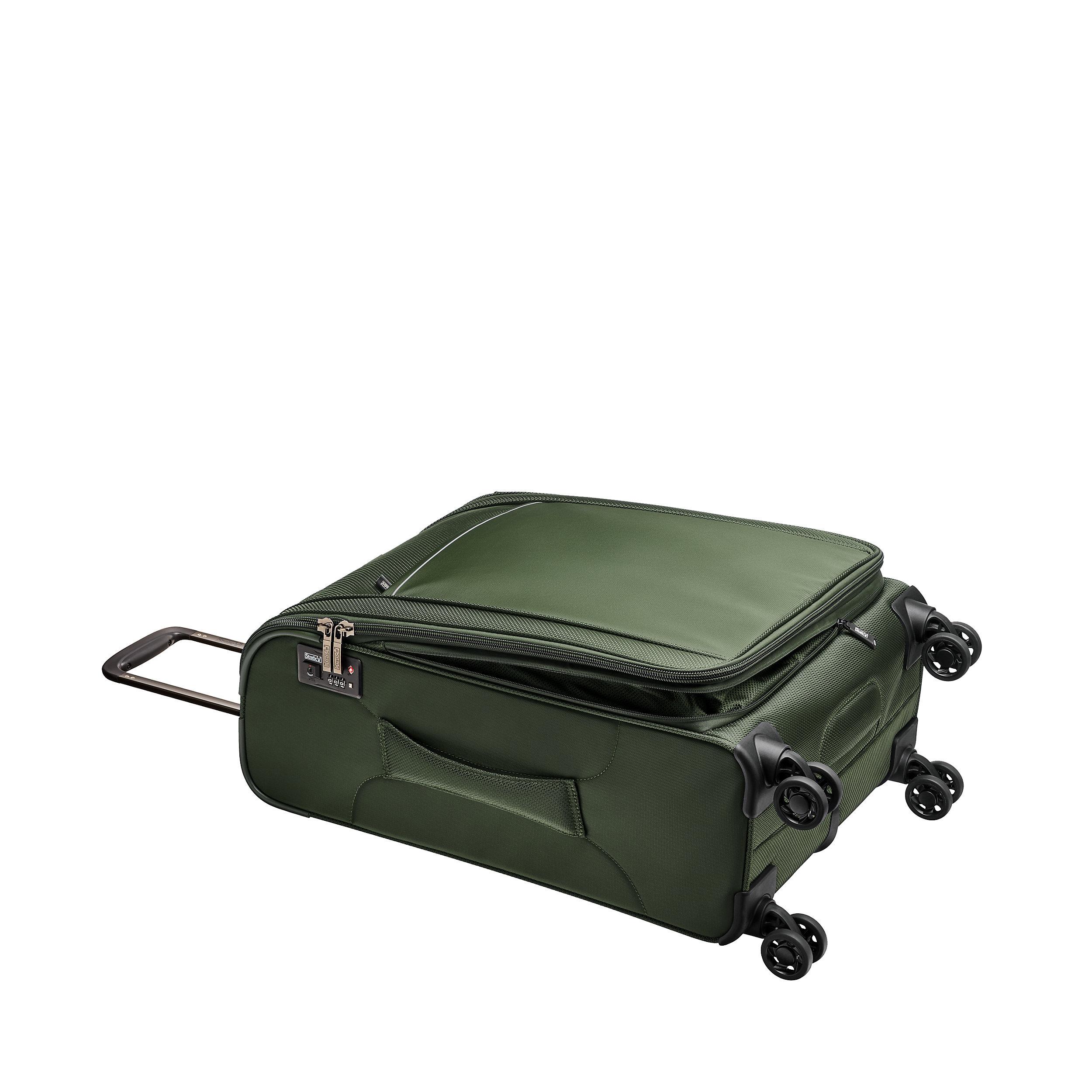 Handgepäckstrolley mit 4 Rollen 56 cm Unbeatable 4 S 36 Liter