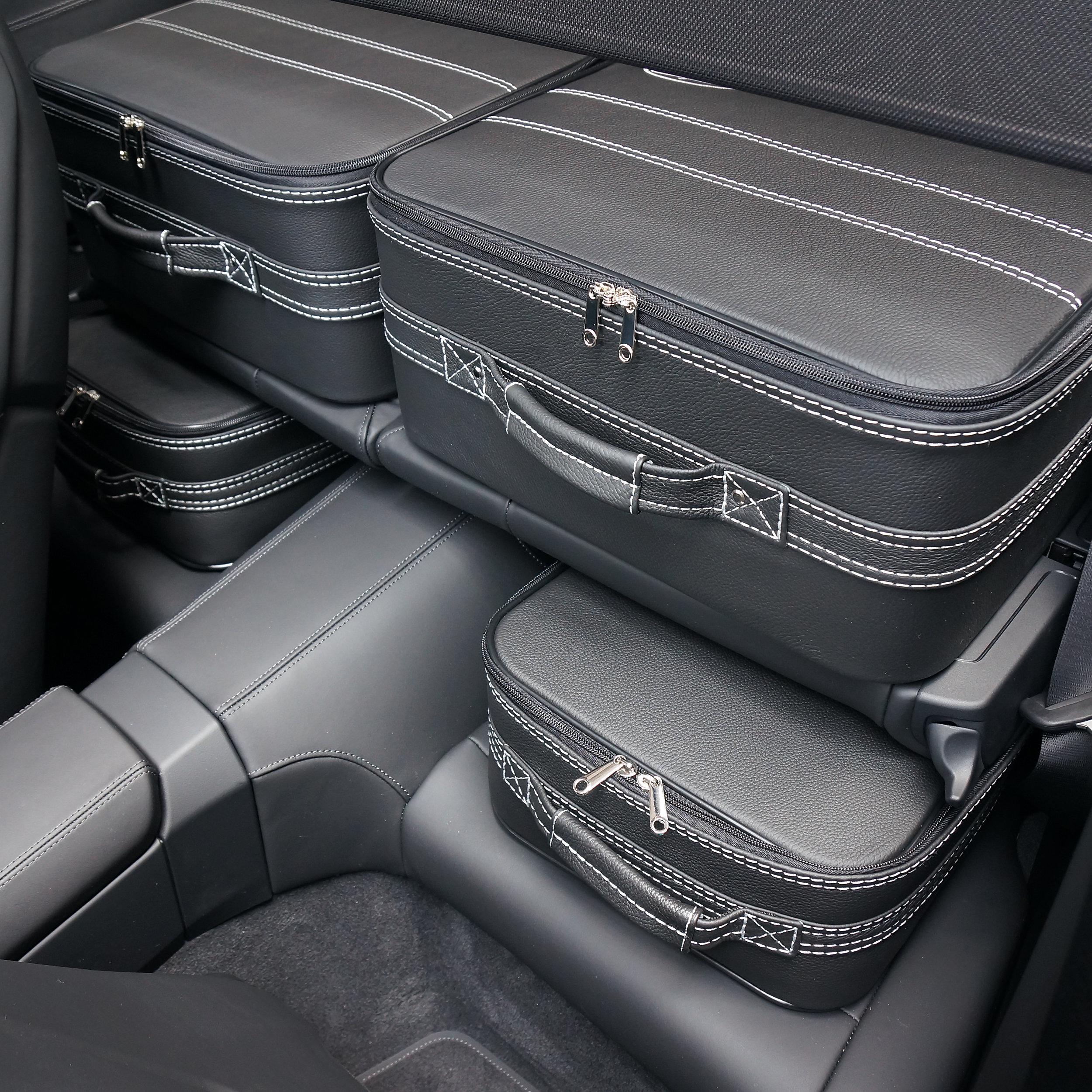 4-tlg. Kofferset Porsche 911 (992) alle Modelle 90 Liter