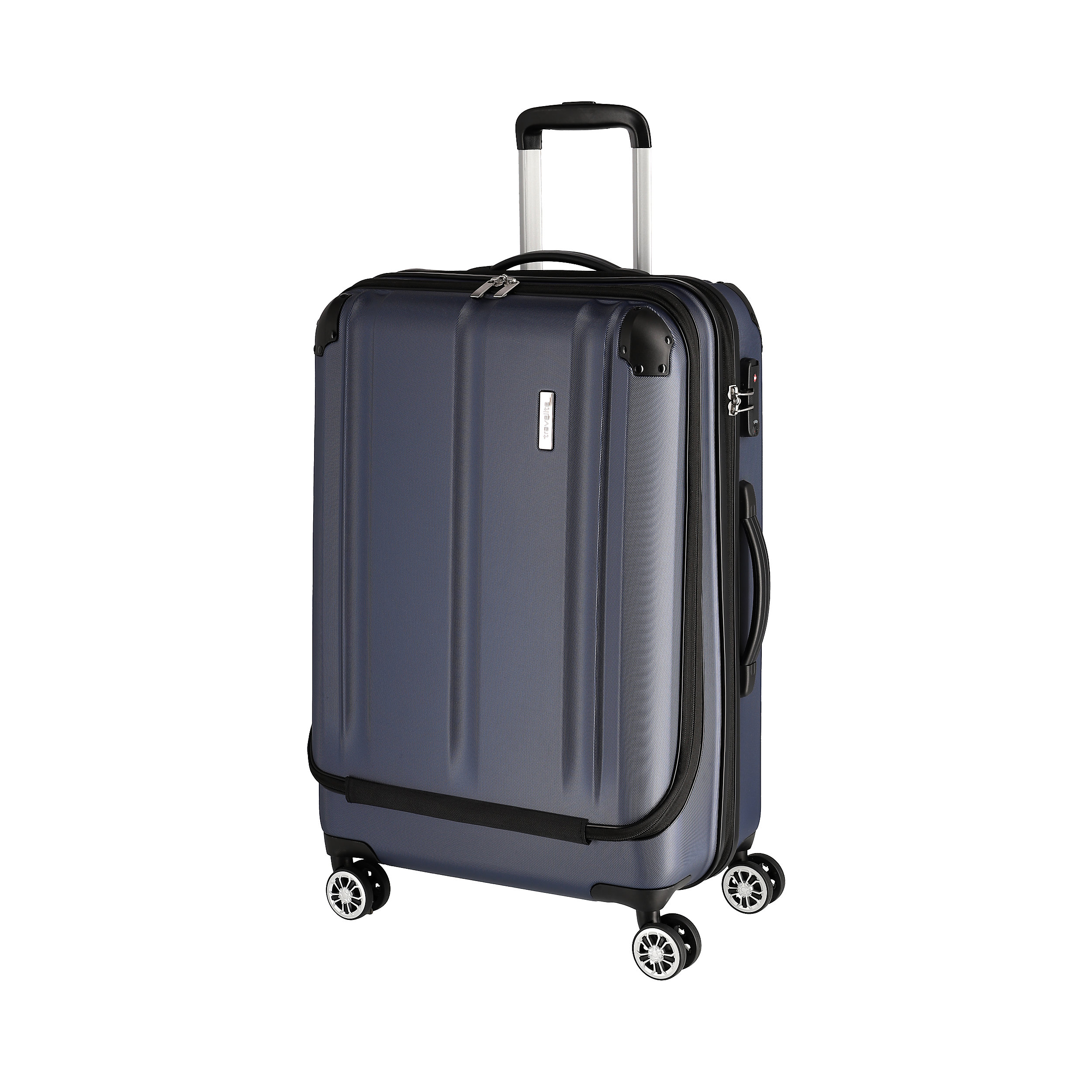 Suitcase with 4 wheels M 68 cm Business City 44 Liter