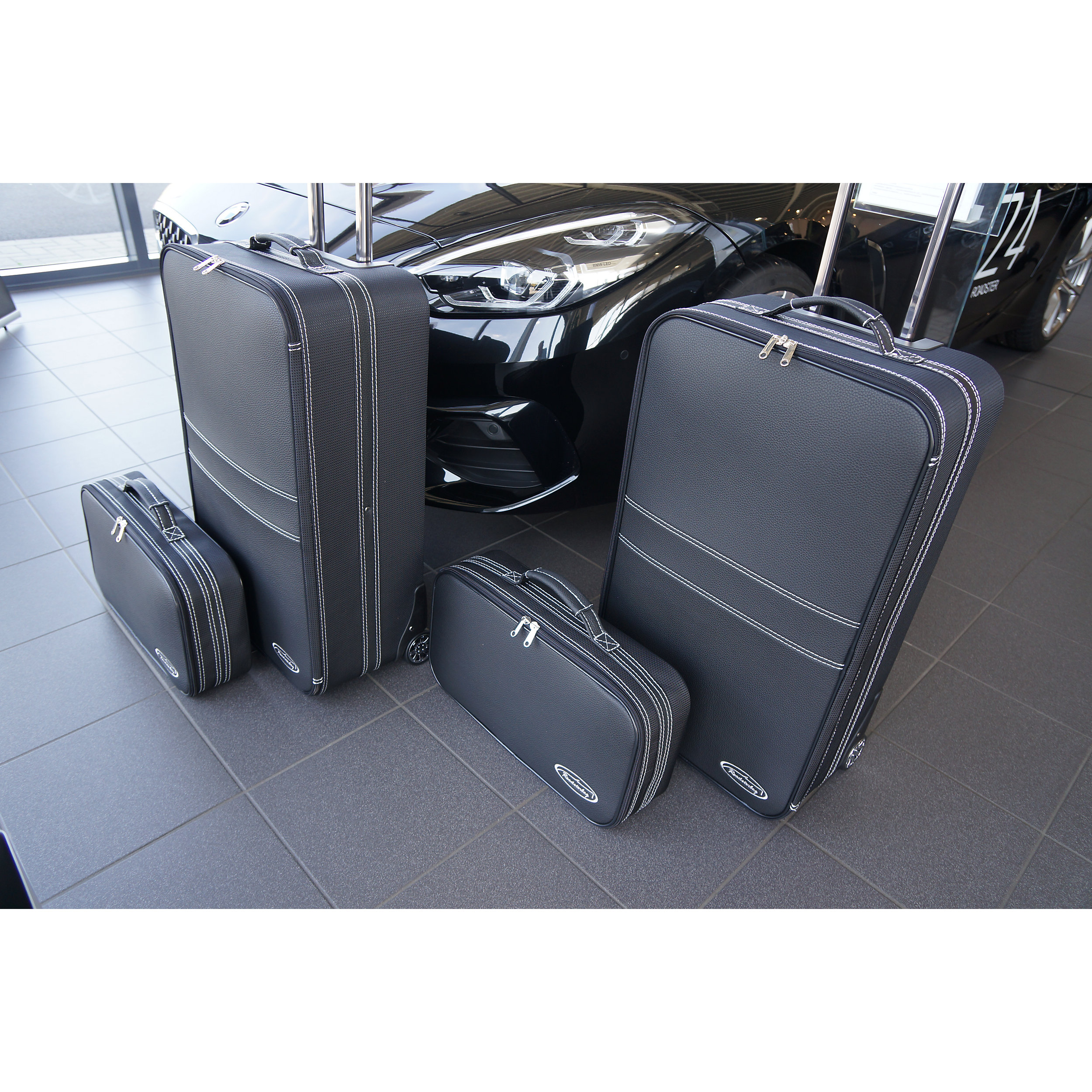 4-part Luggage Set with 2 wheels BMW Z4 (G29) 180 Liter