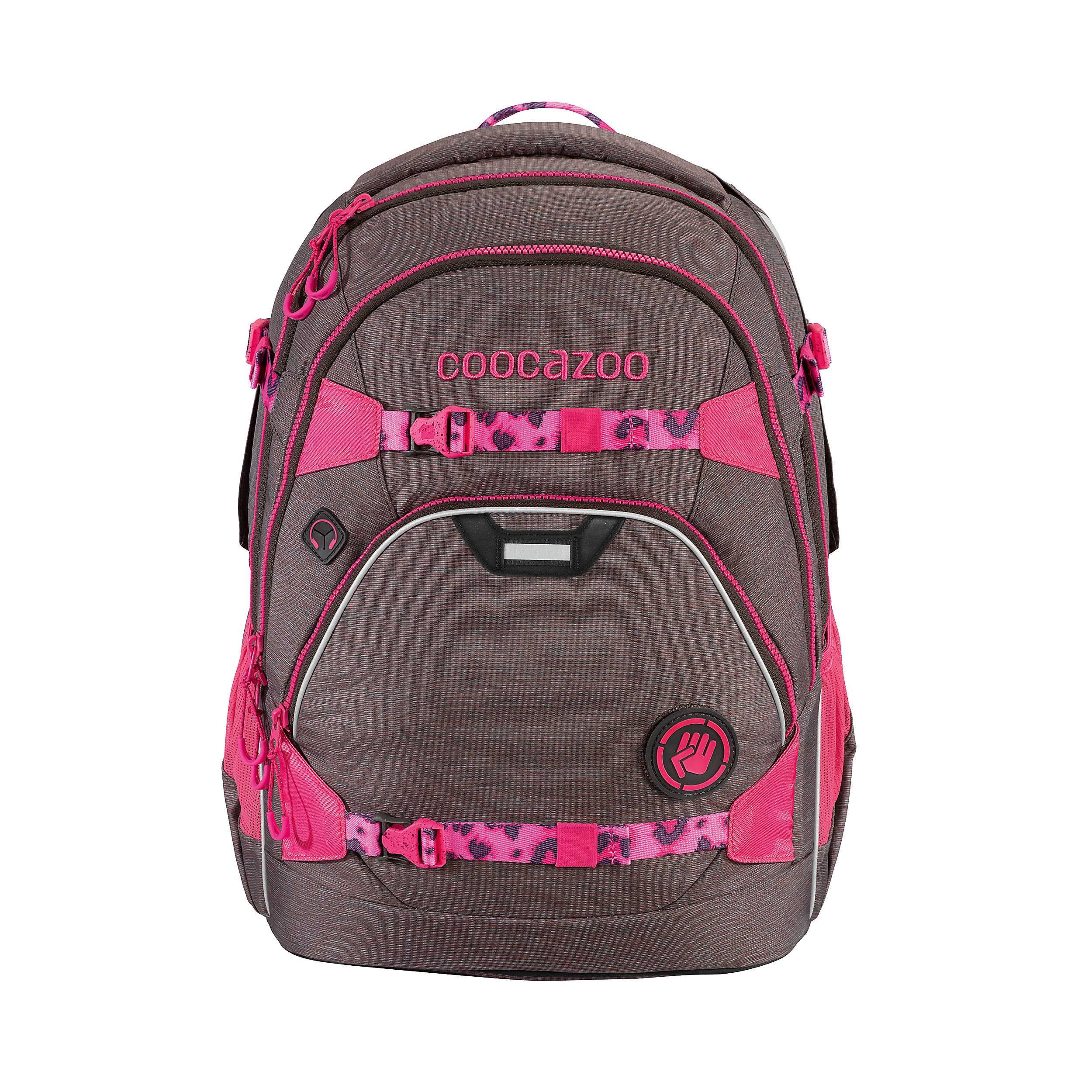 School Backpack ScaleRale Mixed Melange LE Match Patch 30 Liter