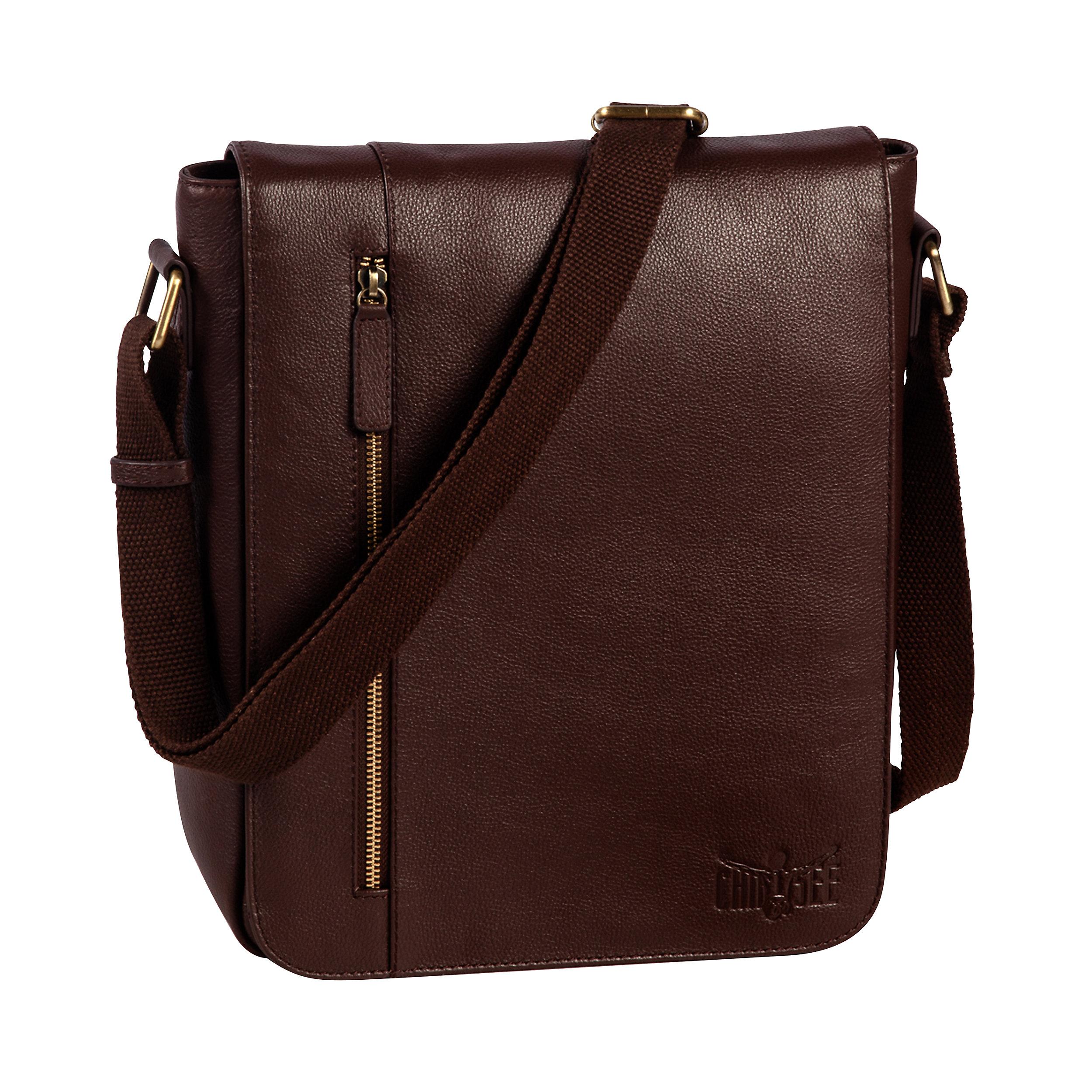 Crossbody Bag with flap L