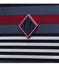Malibu Stripe Peacoat Rubber [03544]
