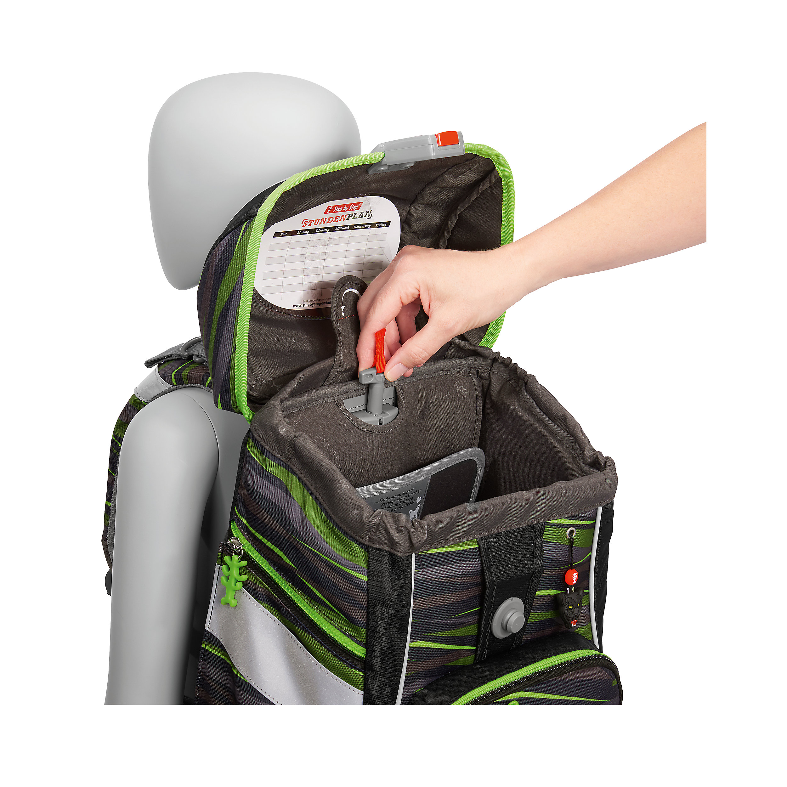 6-part Satchel Set 2in1 Plus 19 Liter
