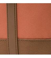 Apricot Brandy/Saddle Brown Rubber [02464]