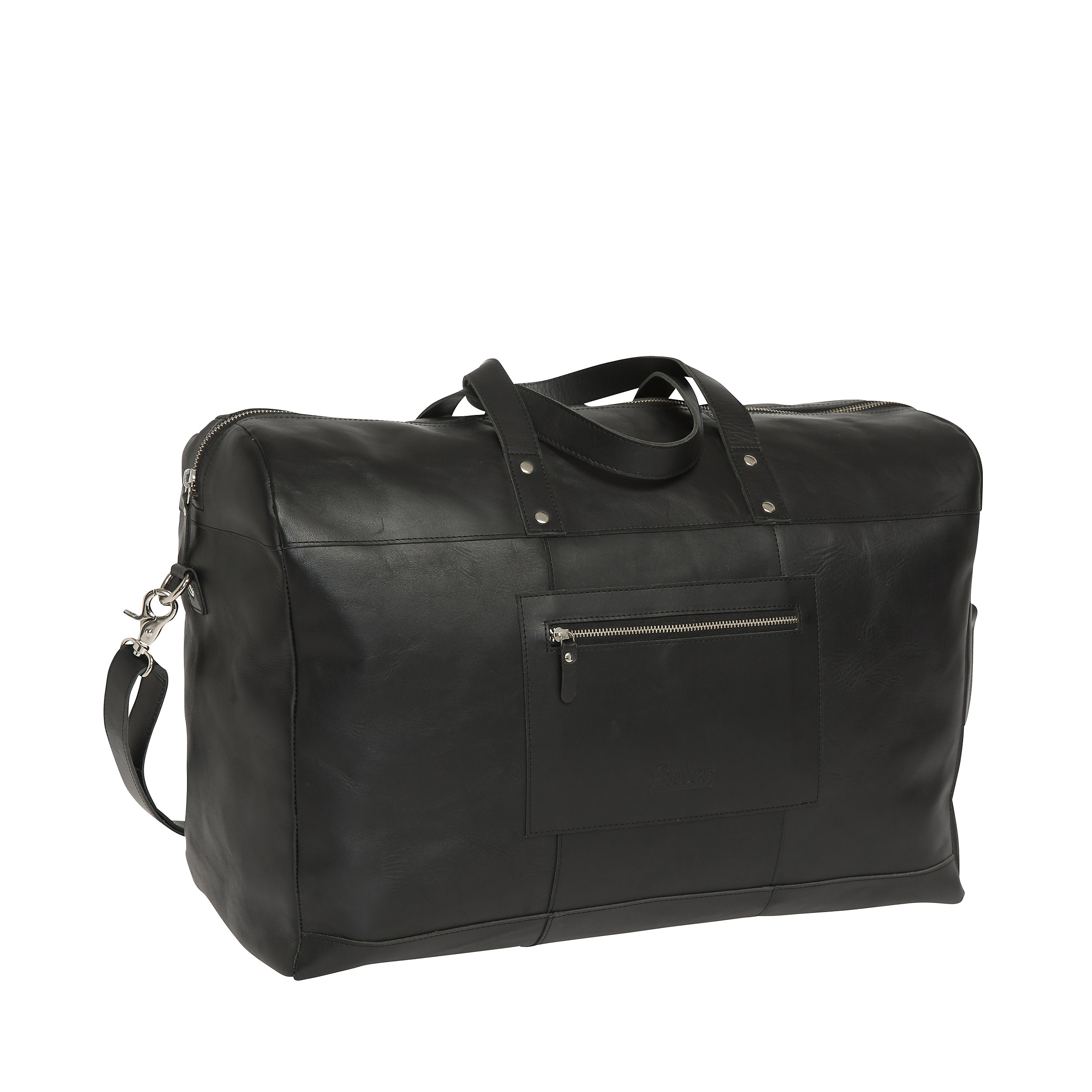Duffel Bag Duffel All Leather Heritage Collection 39 Liter