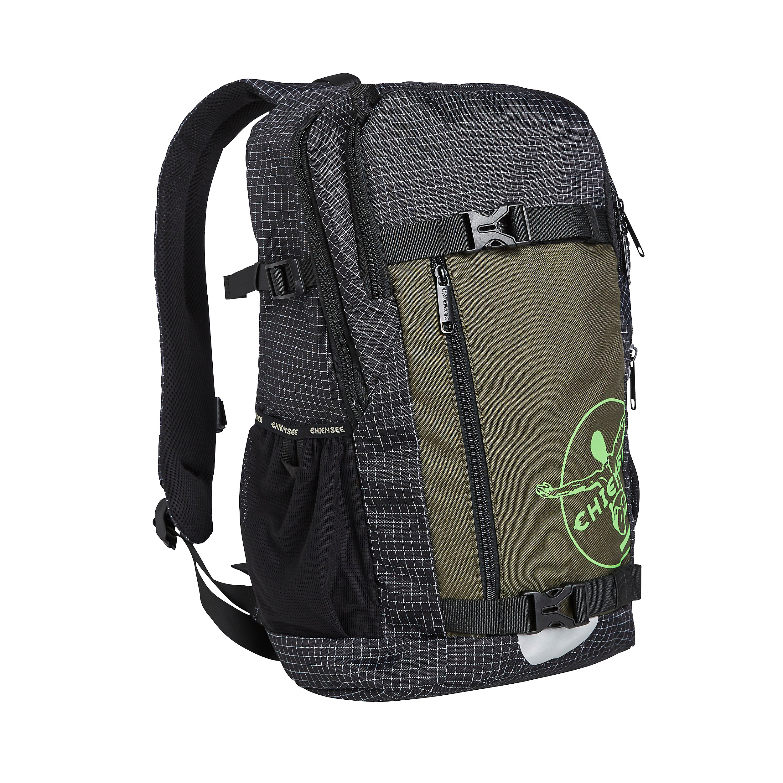 School Backpack 2-School M 22 Liter