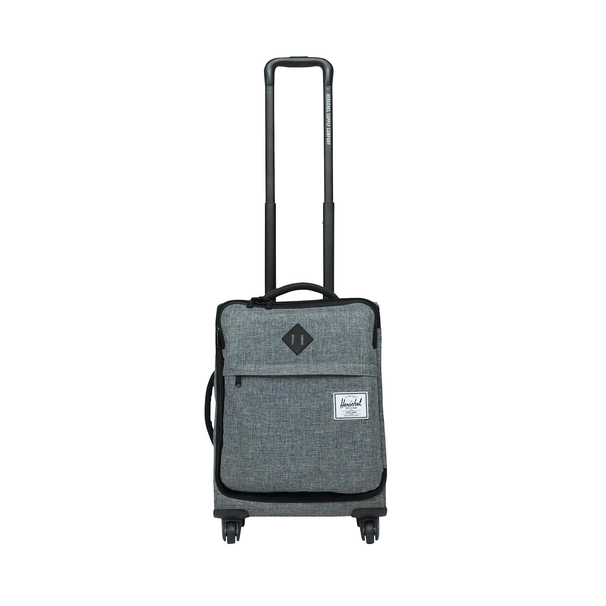 Handgepäcktrolley mit 4 Rollen Highland Carry-on 54,5 cm Herschel Travel XS 30 Liter