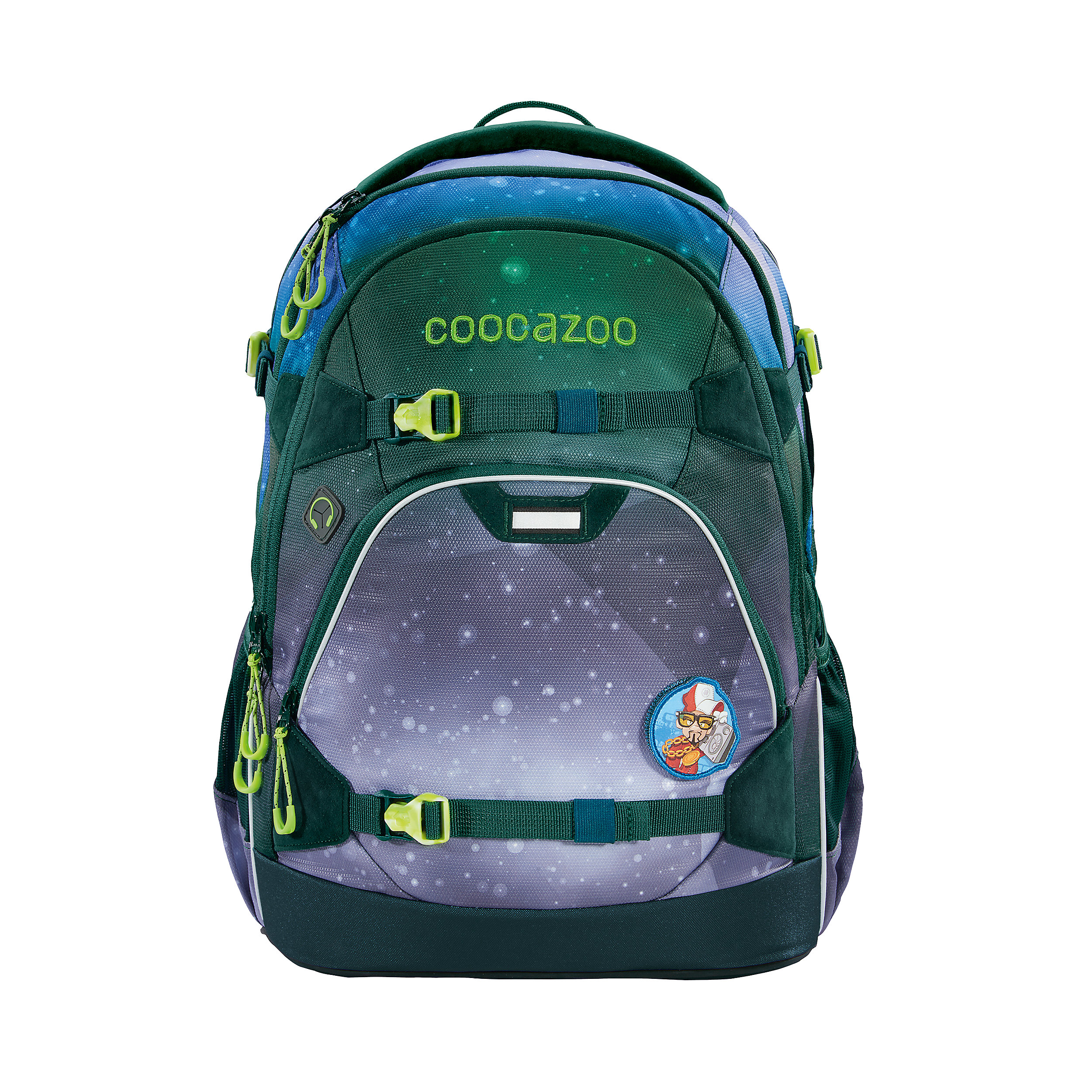 Schulrucksack ScaleRale OceanEmotion LE Match Patch 30 Liter