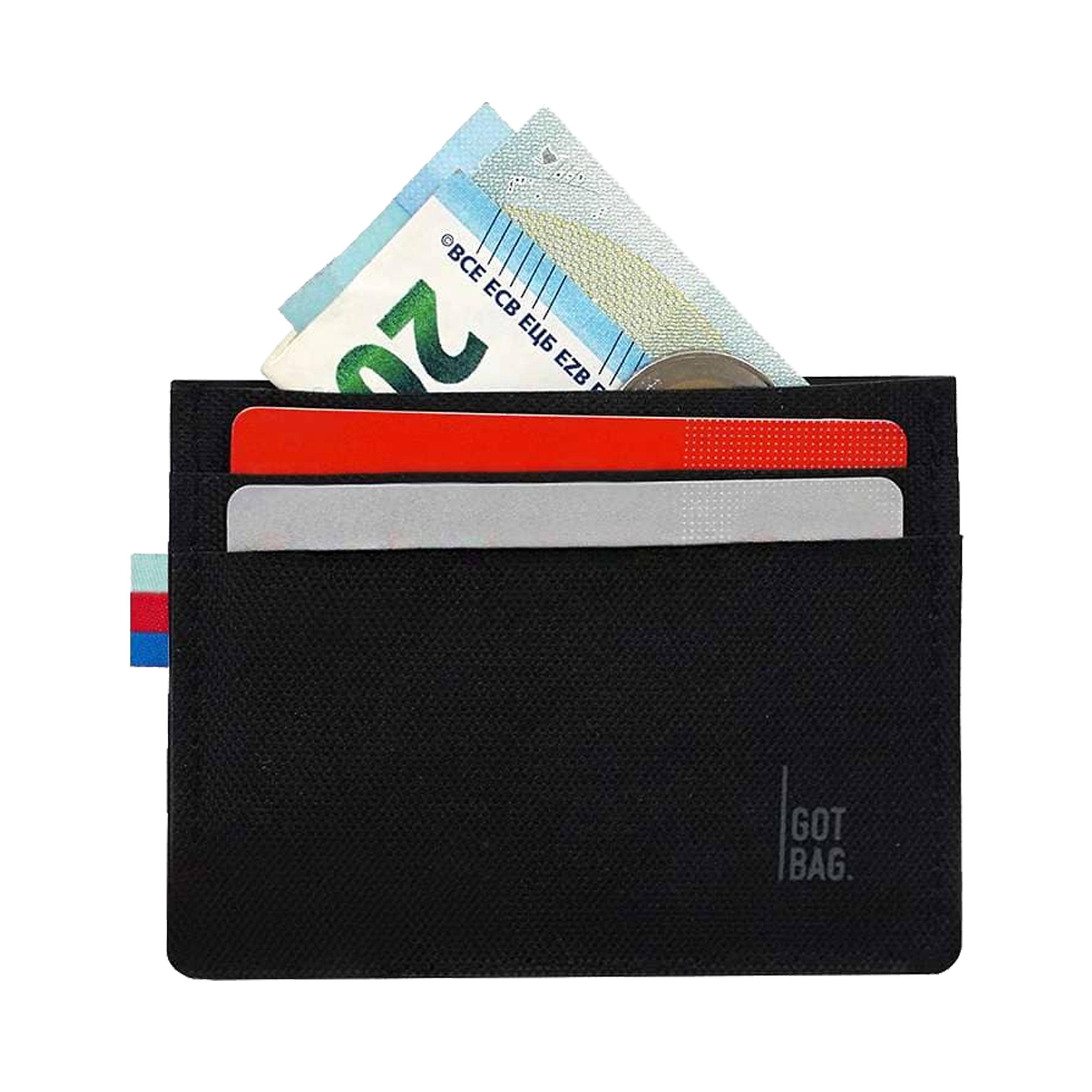 Kreditkartenetui quer 4KK M