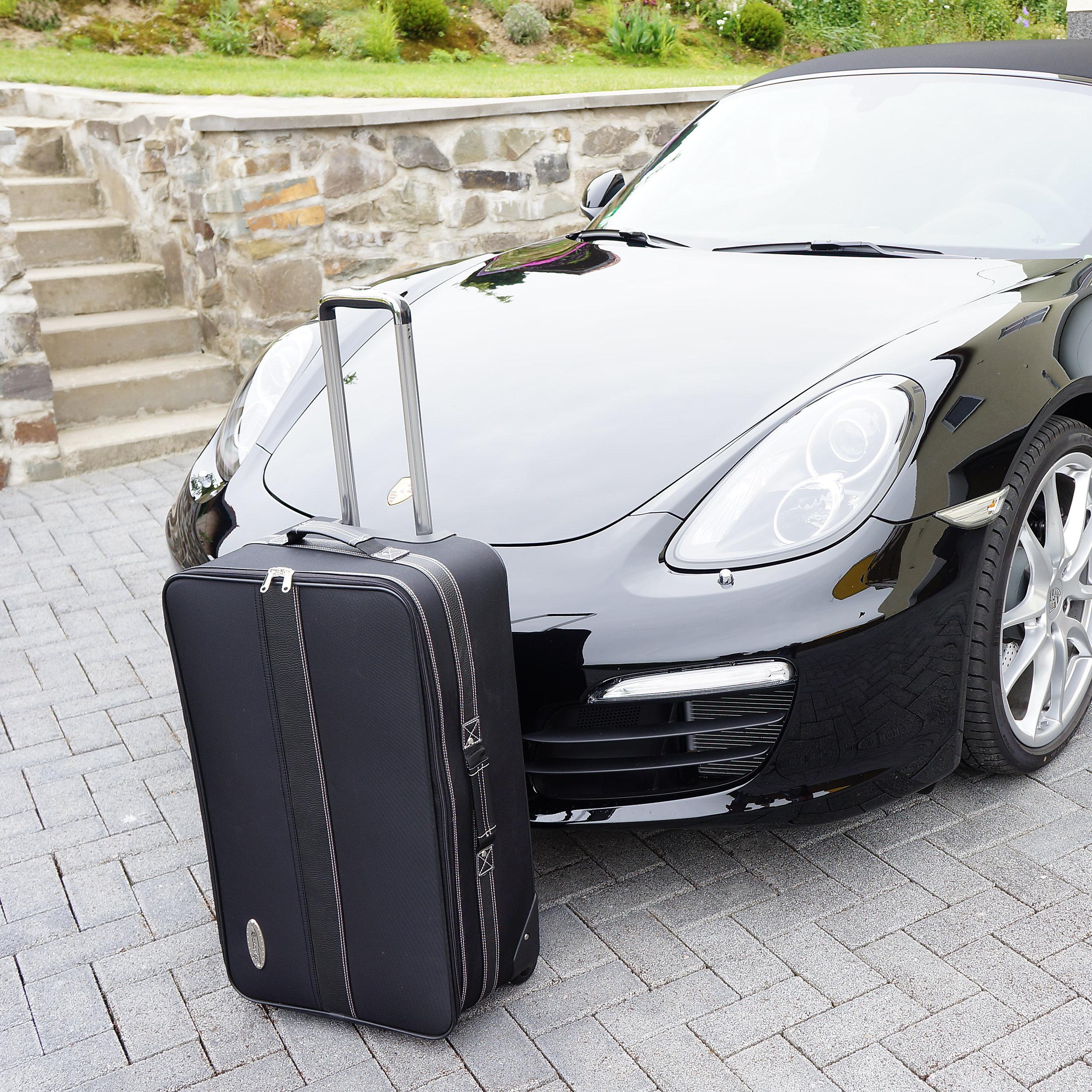 Trolley mit 2 Rollen Porsche Boxster (981) Back 60 Liter