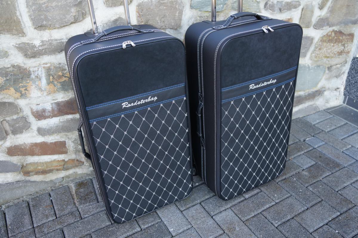 1-tlg. Kofferset Tesla Model 3 143Z - Kofferraum unten