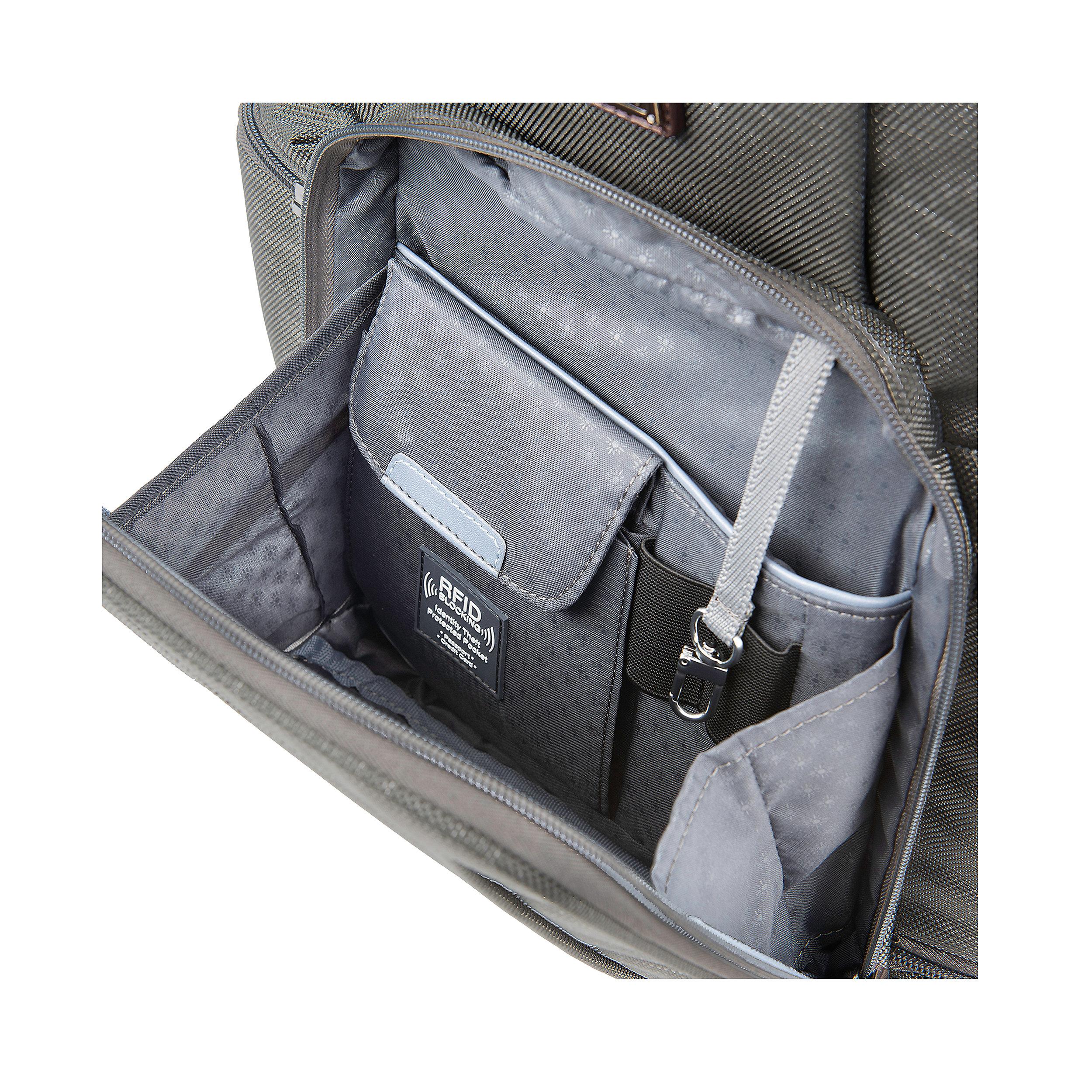 Businessrucksack 15,6 Zoll RFID Platinum Elite Medium 23 Liter