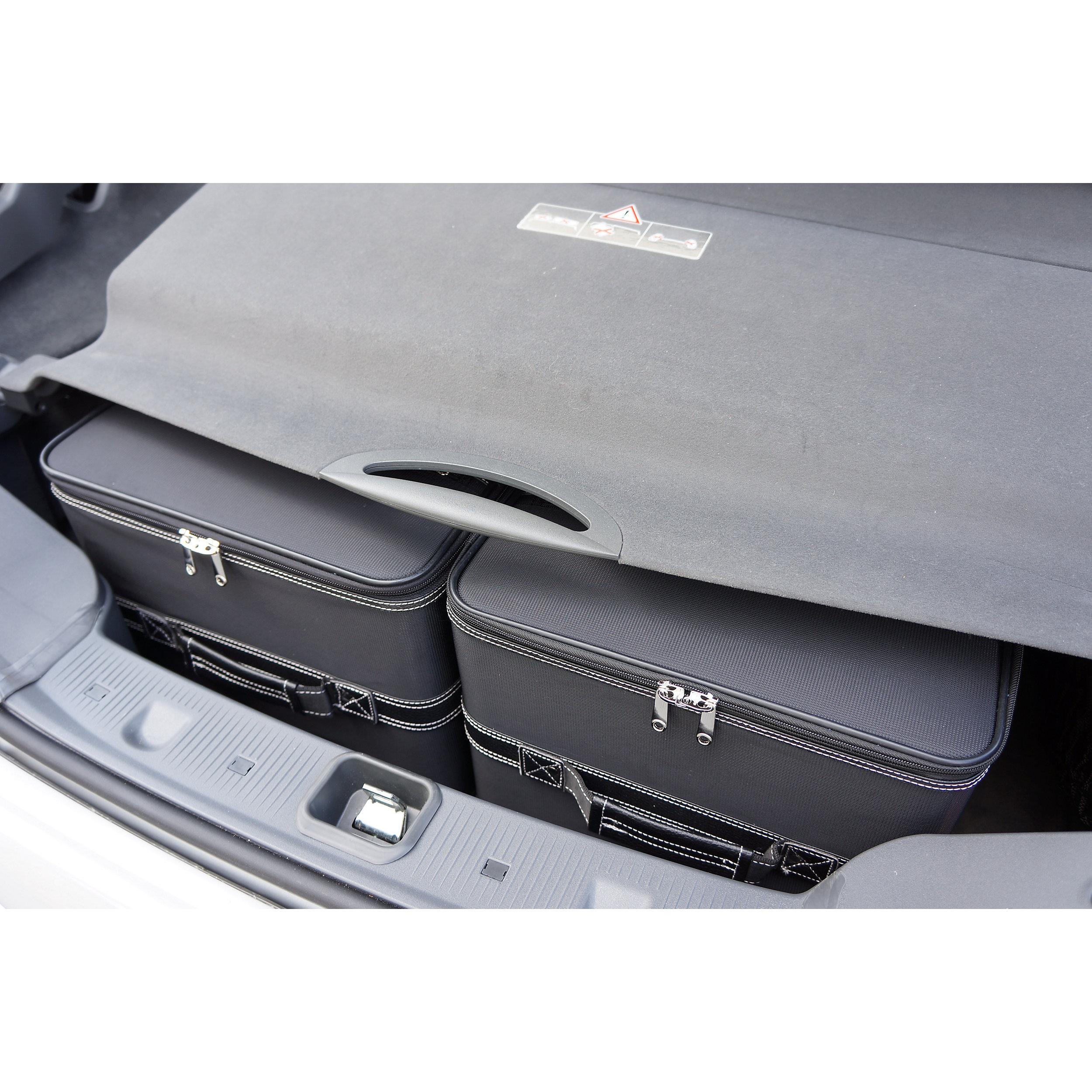 Rückbankkoffer Mercedes SL (R230 + R231) 48 Liter
