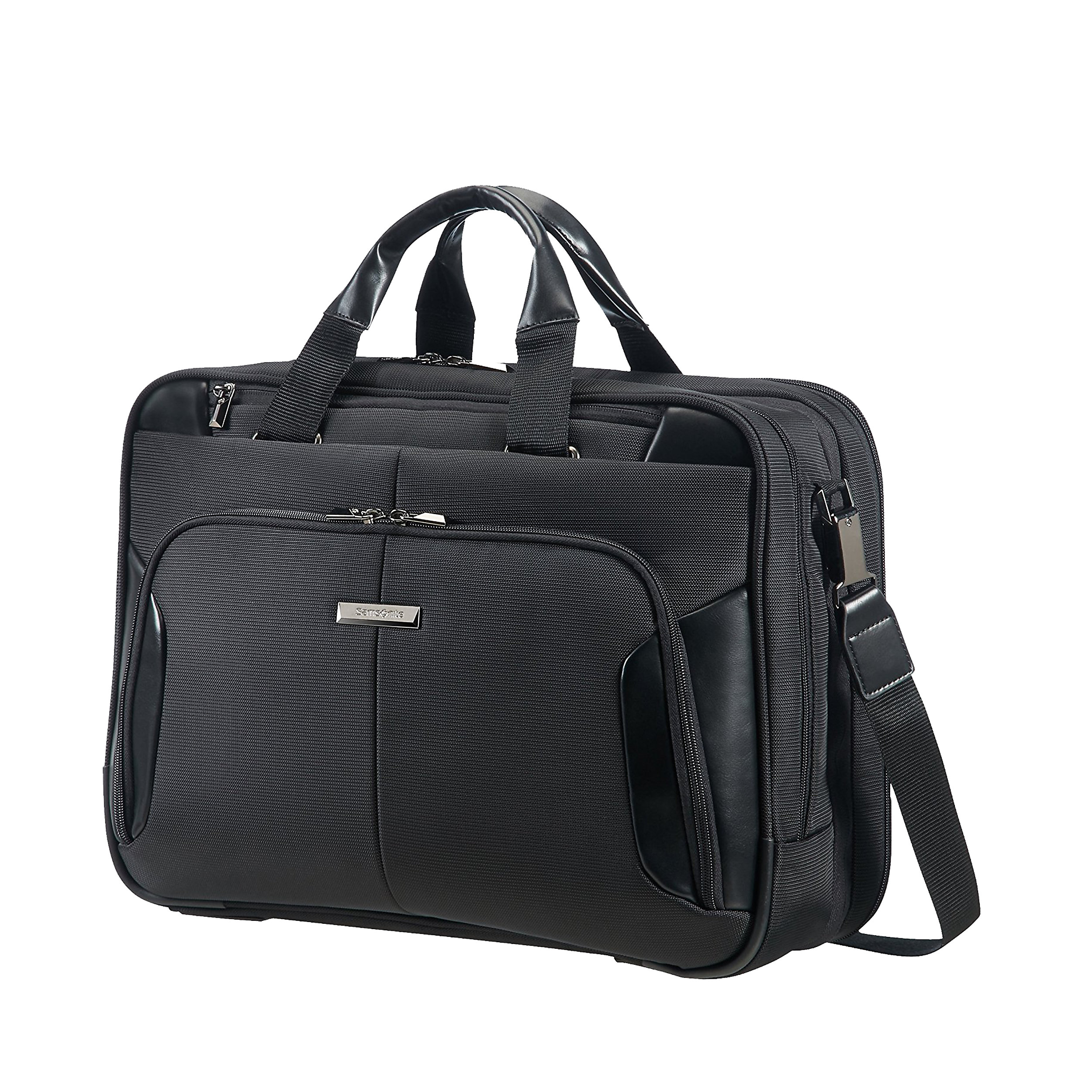"""Bailhandle with 3 compartments 15,6"""" EXP XBR 24 Liter"""
