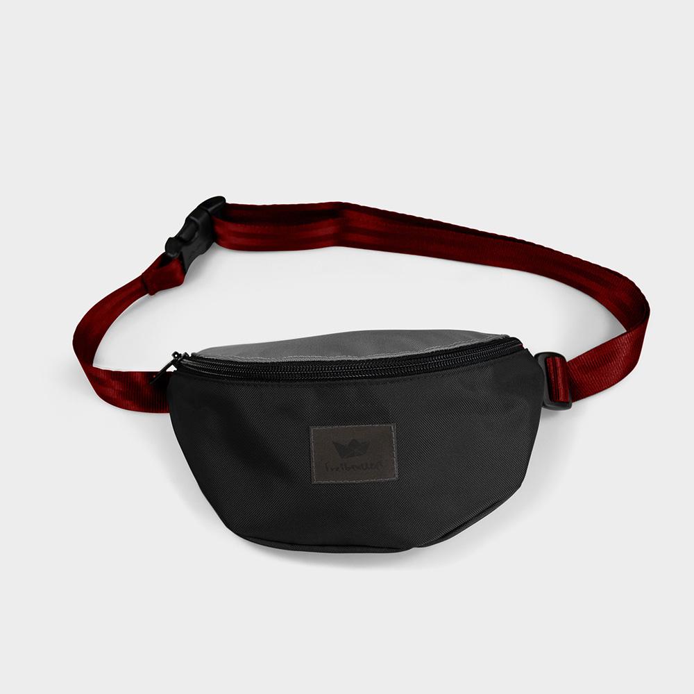 Hip Bag - Red Strap