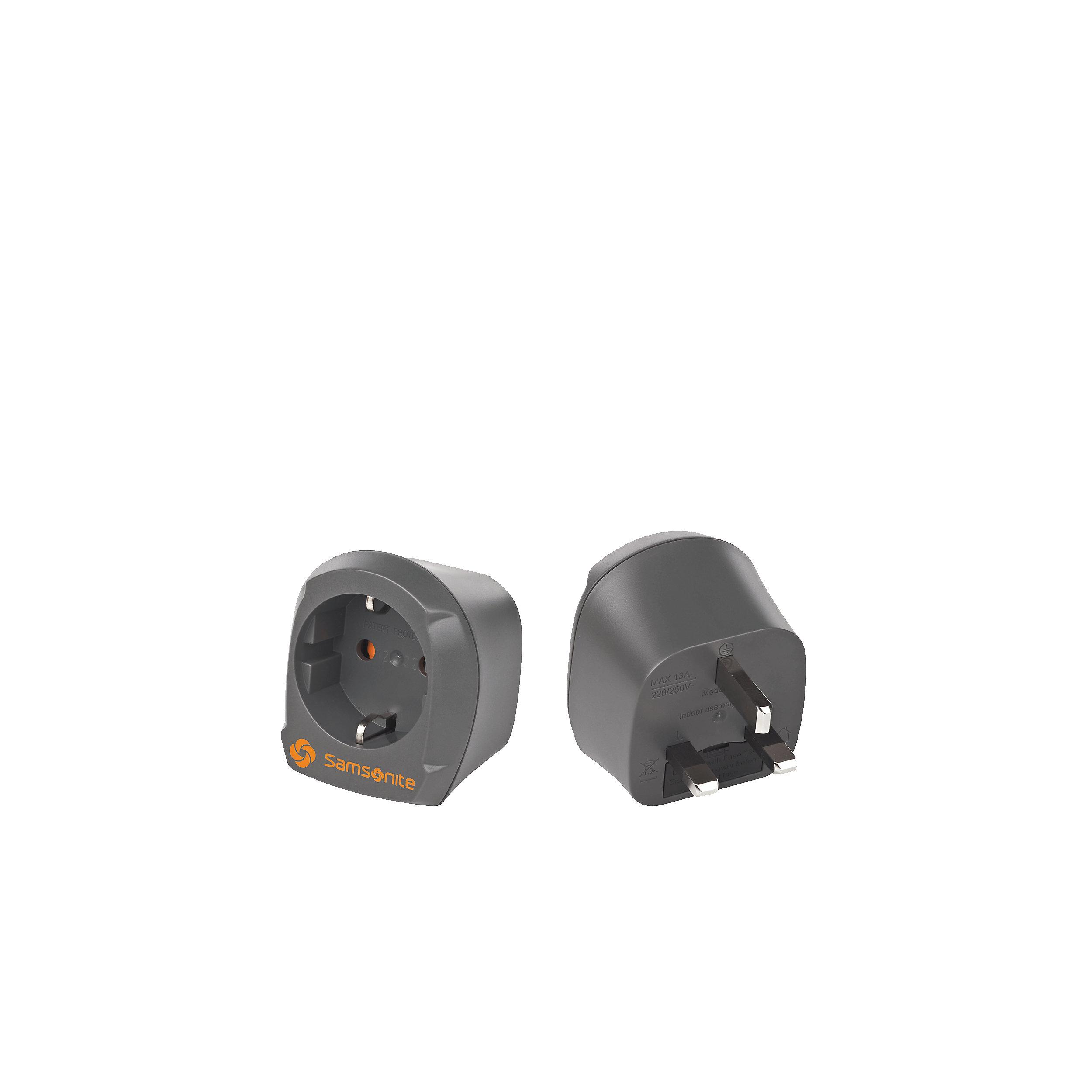 Adapter Europa/UK 2 Electronics Accessories