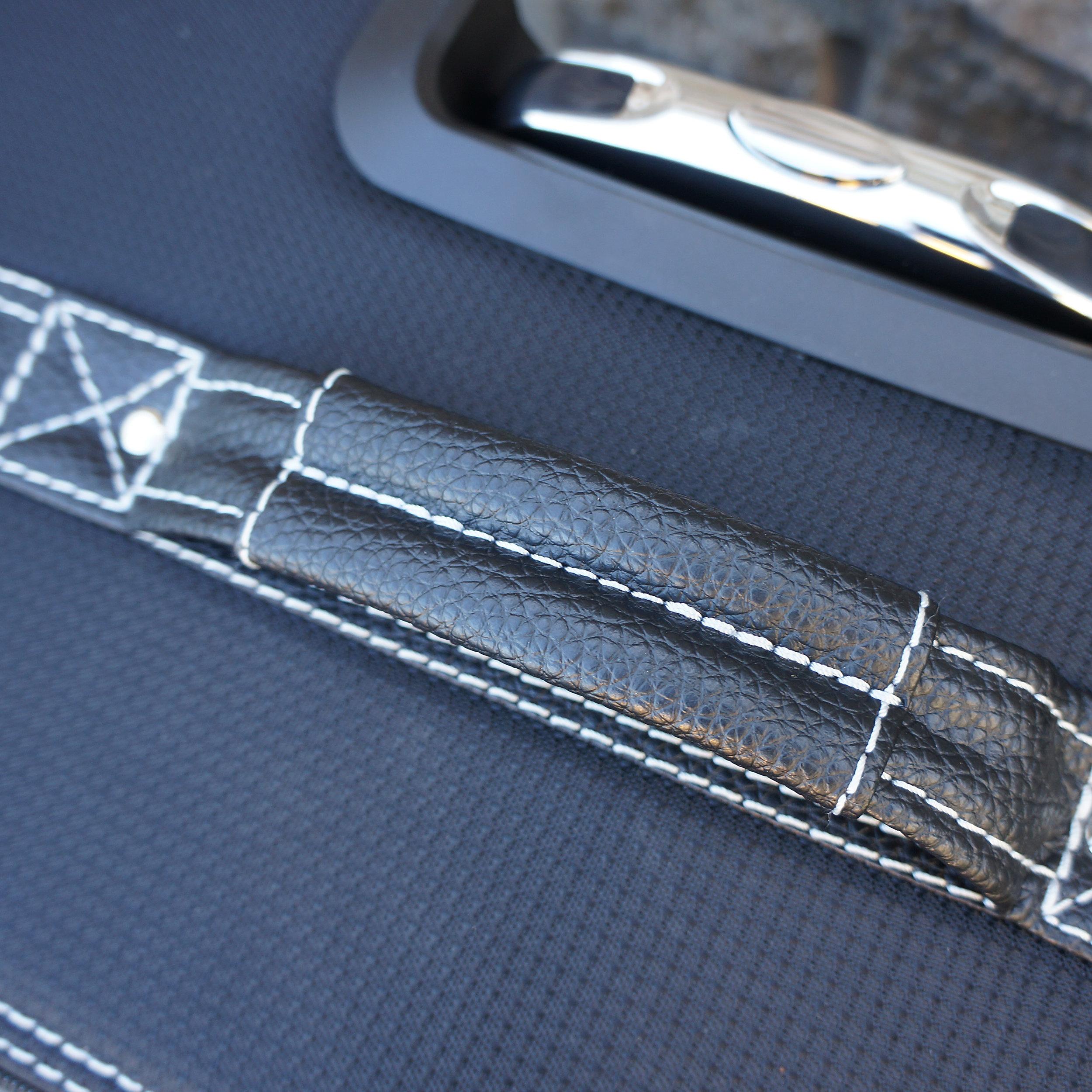 2-tlg. Kofferset mit 2 Rollen BMW 4er Cabrio (F33) 111 Liter