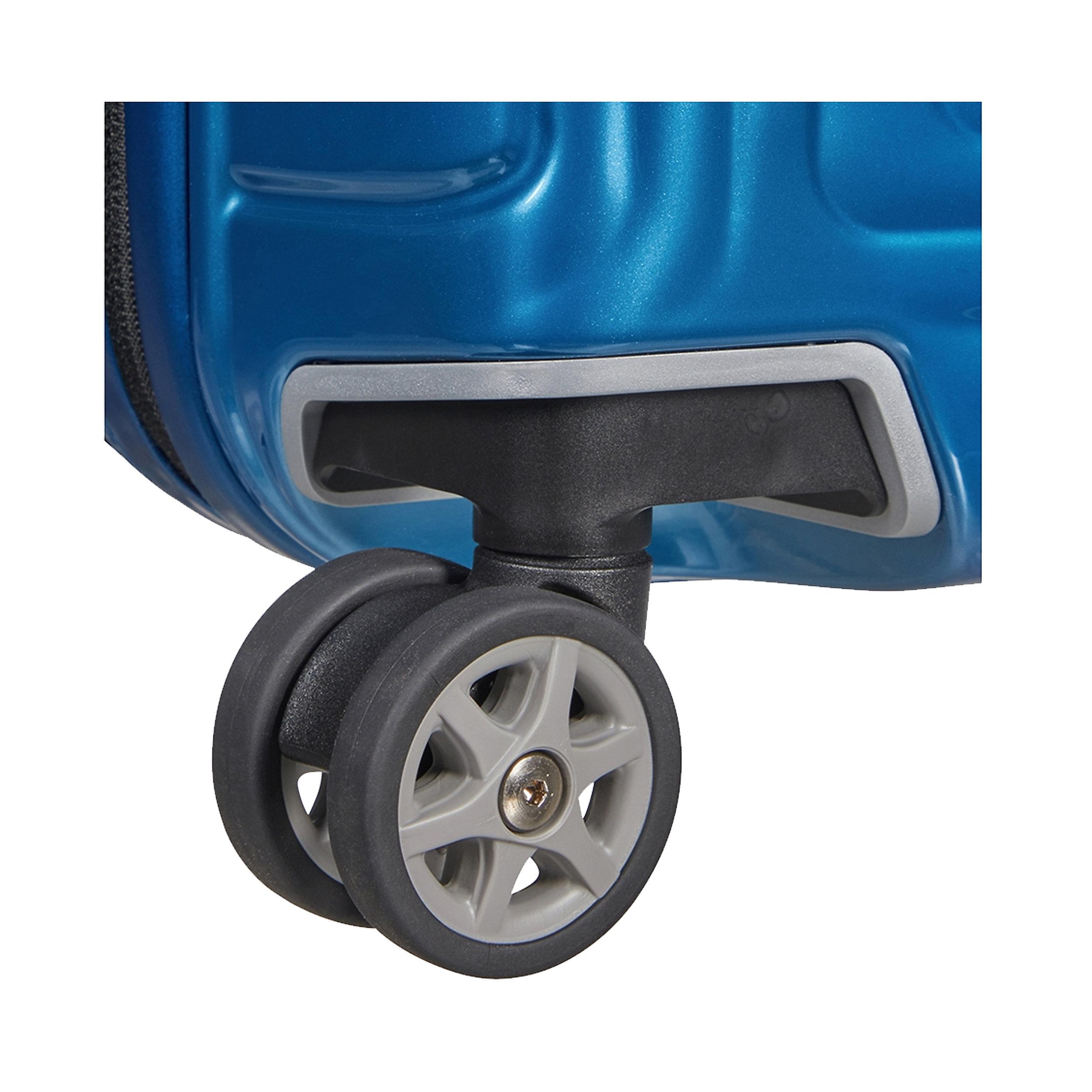 Spinner mit 4 Rollen 55 Neopulse 38 Liter