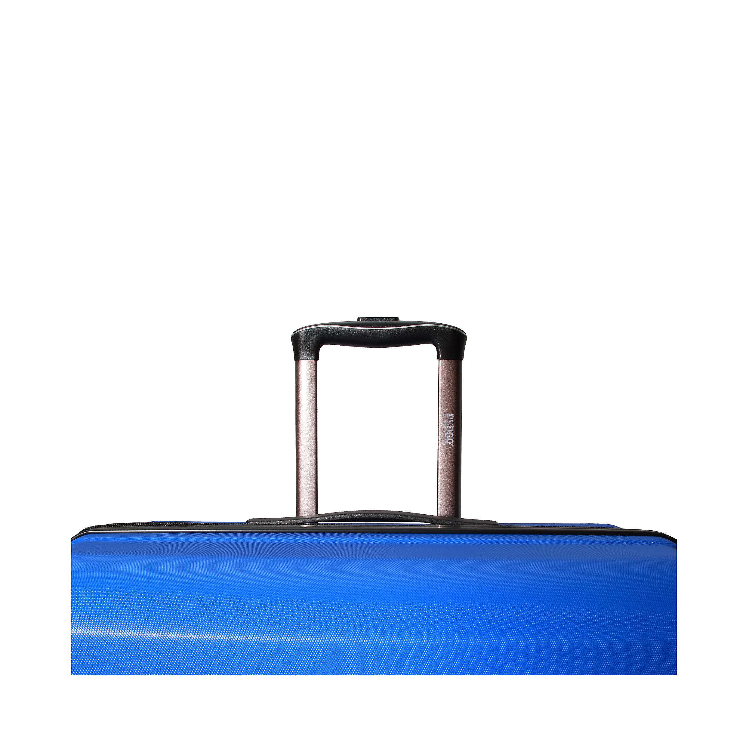 2-tlg. Trolleyset mit 4 Rollen mit 4 Rollen 66/76 cm EXP Chicago M/L 185 Liter