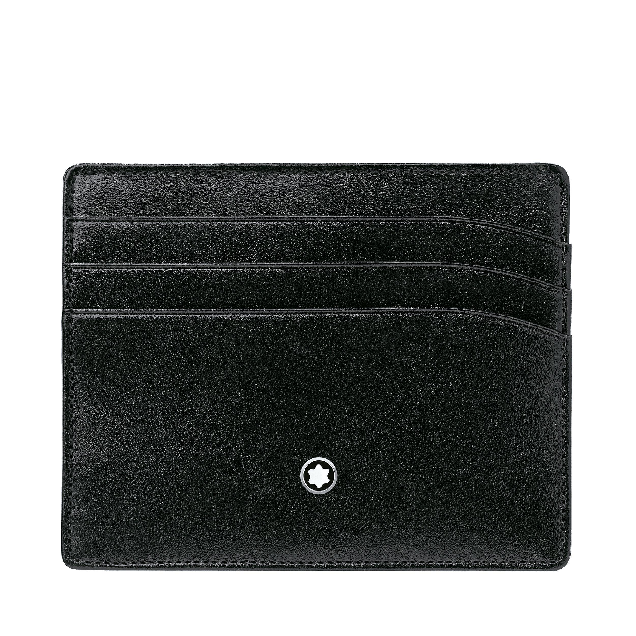 Kreditkartenetui Pocket 6KK Meisterstück