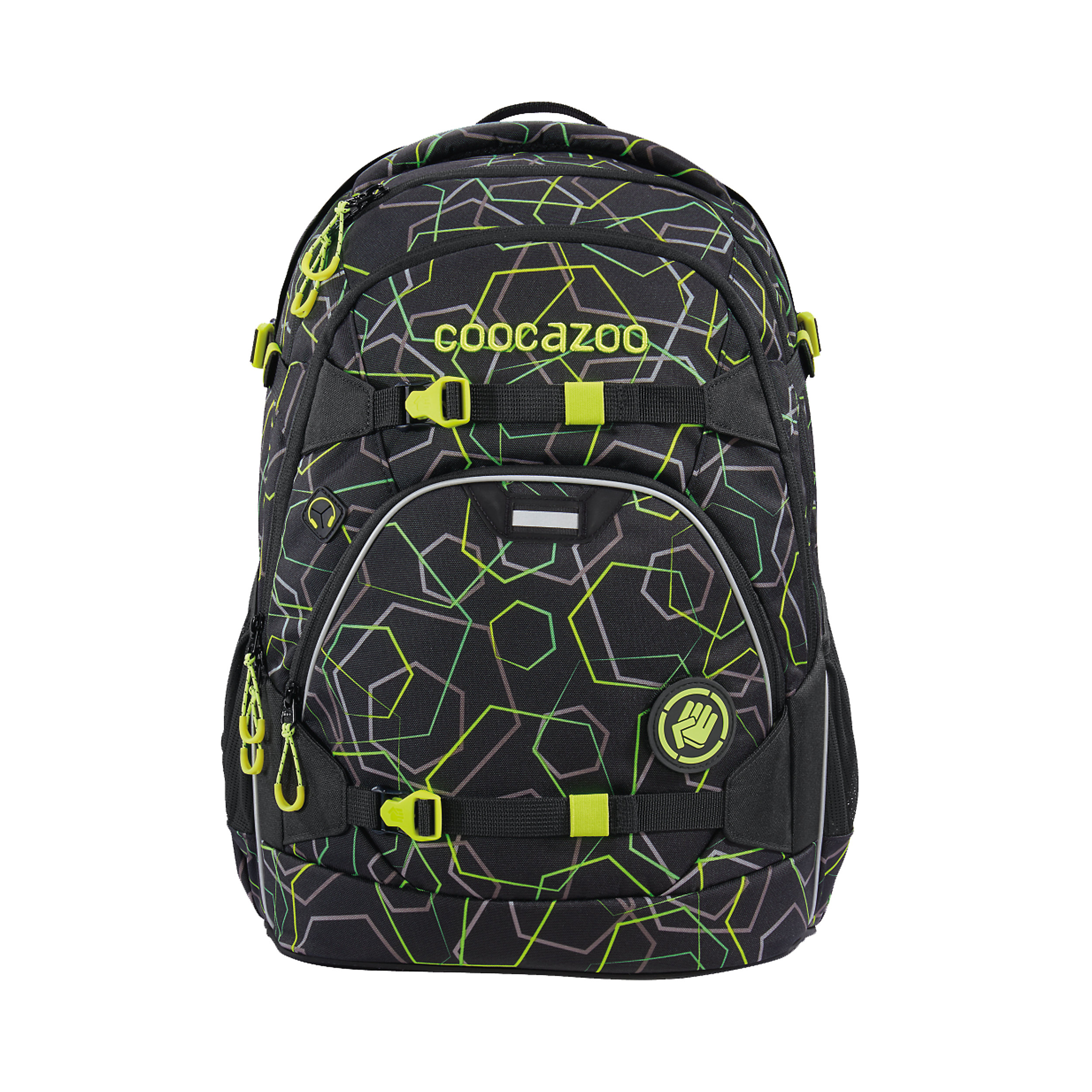 School Backpack ScaleRale Match Patch 30 Liter