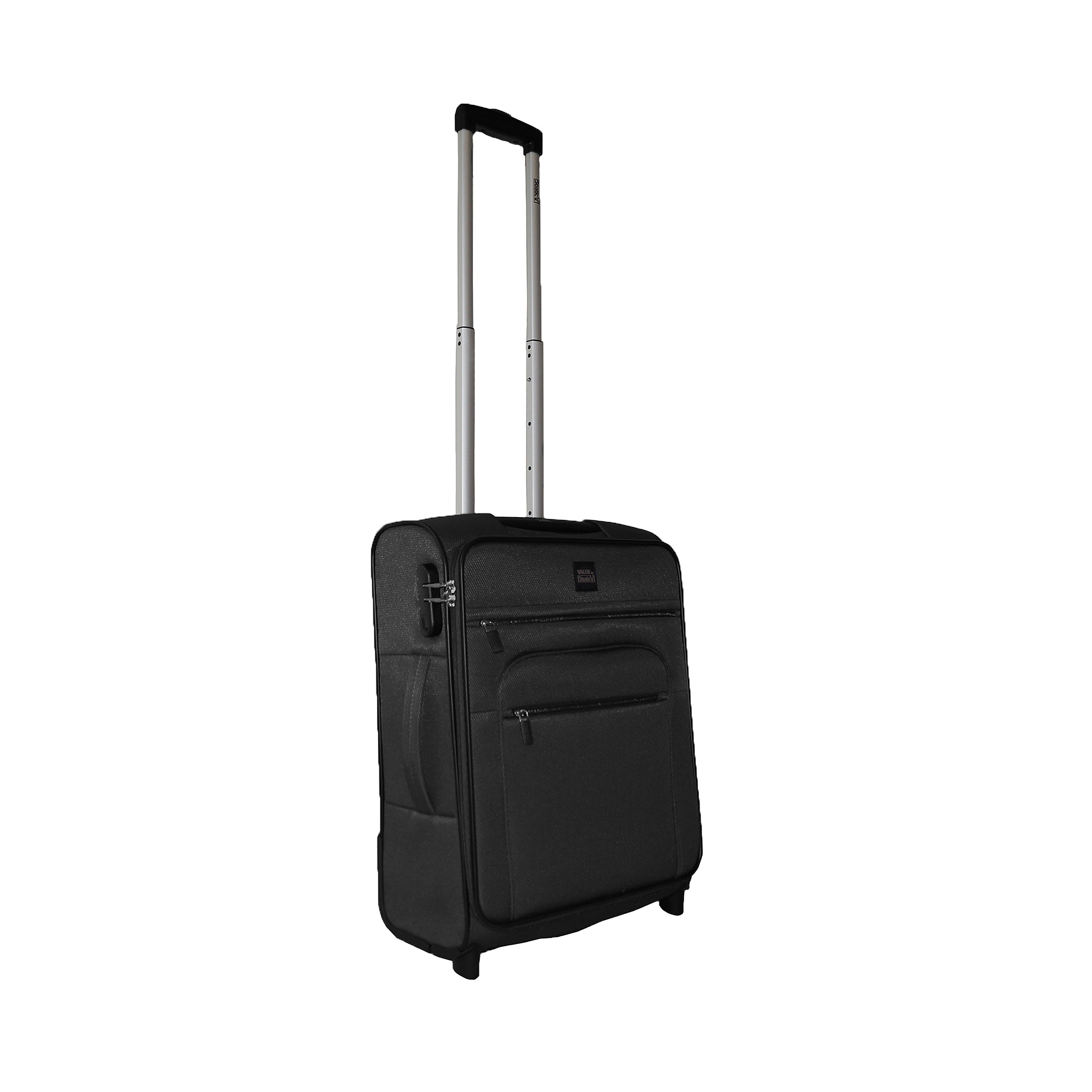 Carry-on Trolley with 2 wheels 51,5cm Value Top XS 32 Liter
