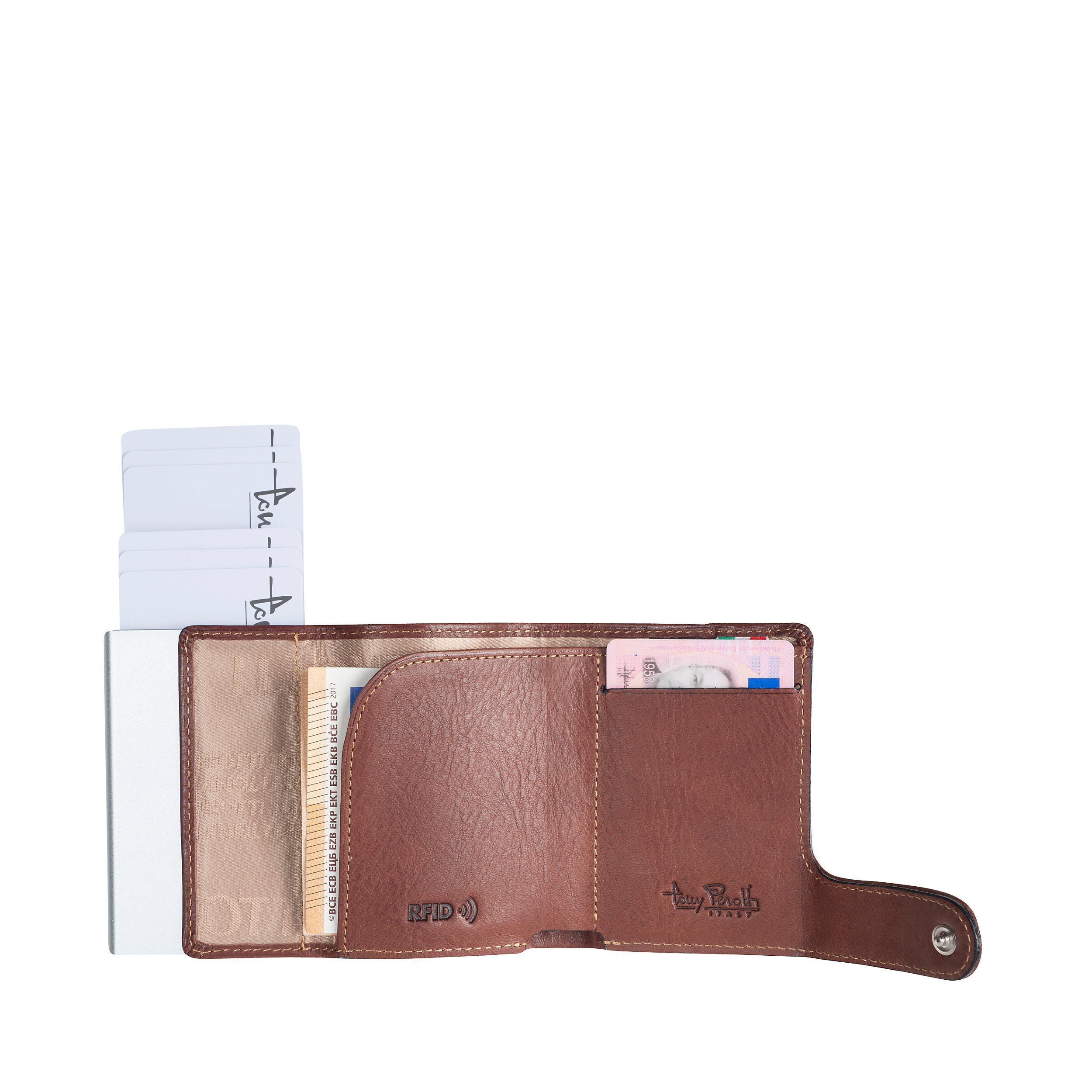 Kreditkartenetui 13KK RFID Vegetale