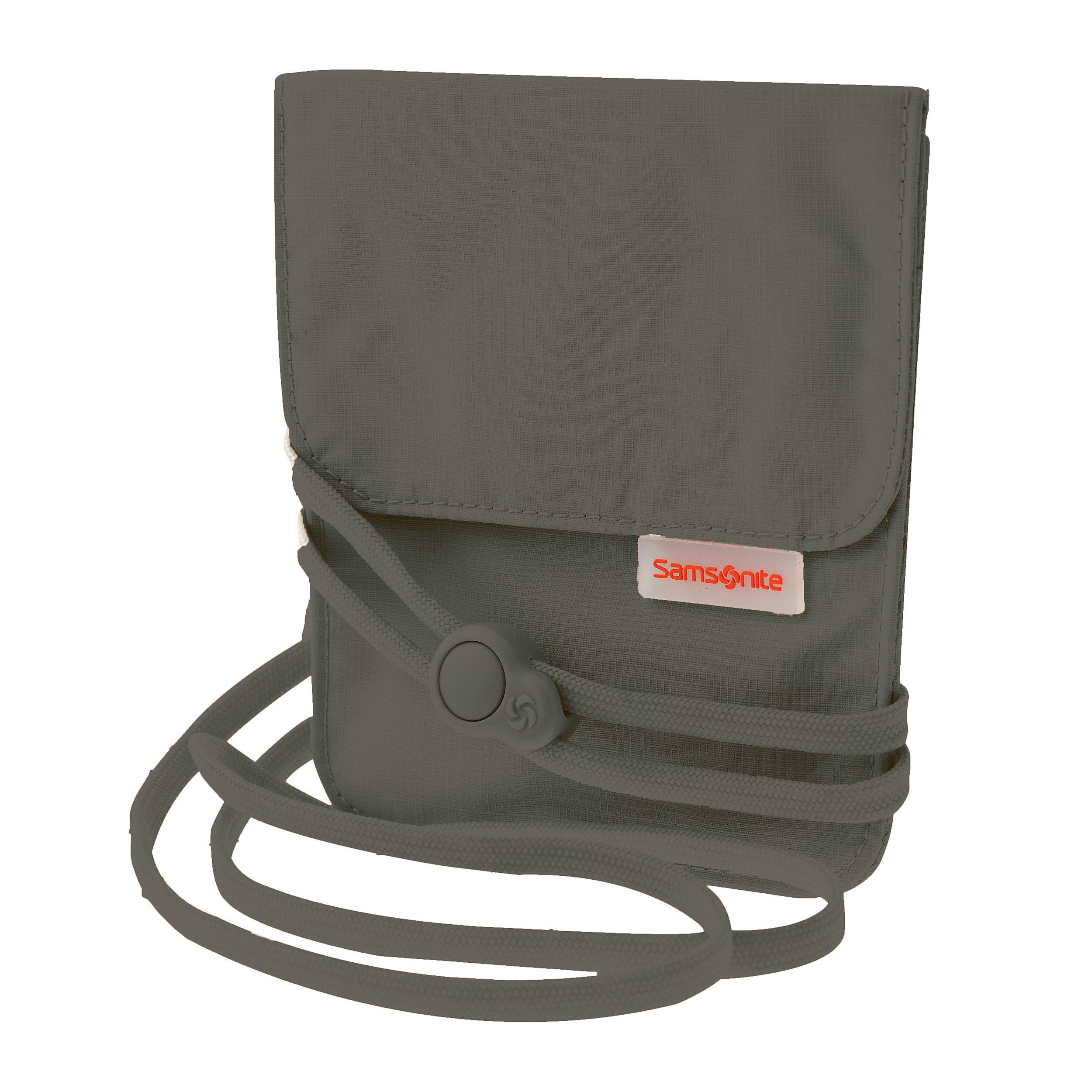 Brustbeutel Triple Pocket Neck Pouch Travel Accessories