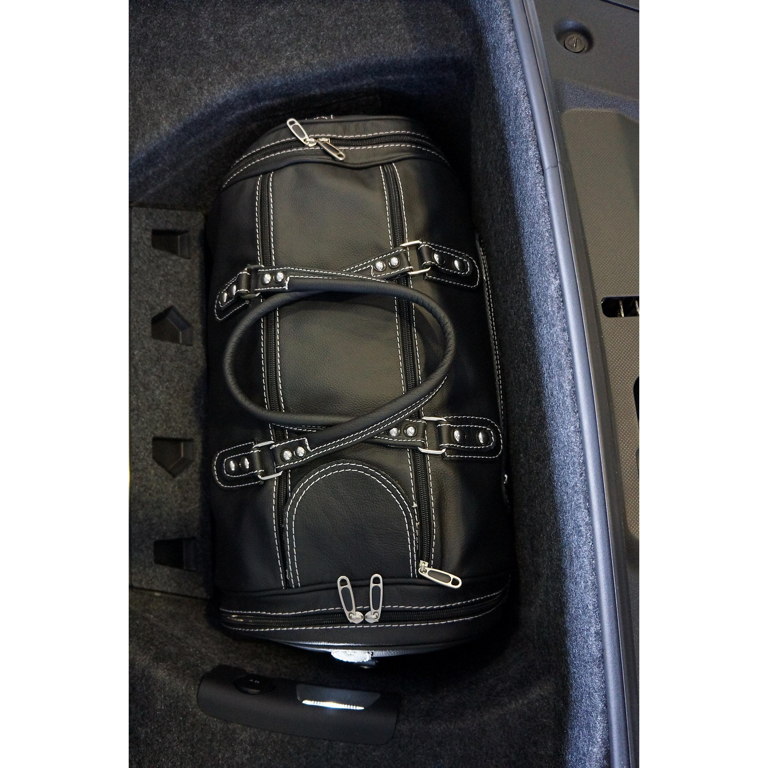 3-tlg. Kofferset Audi R8 Coupé 124 Liter