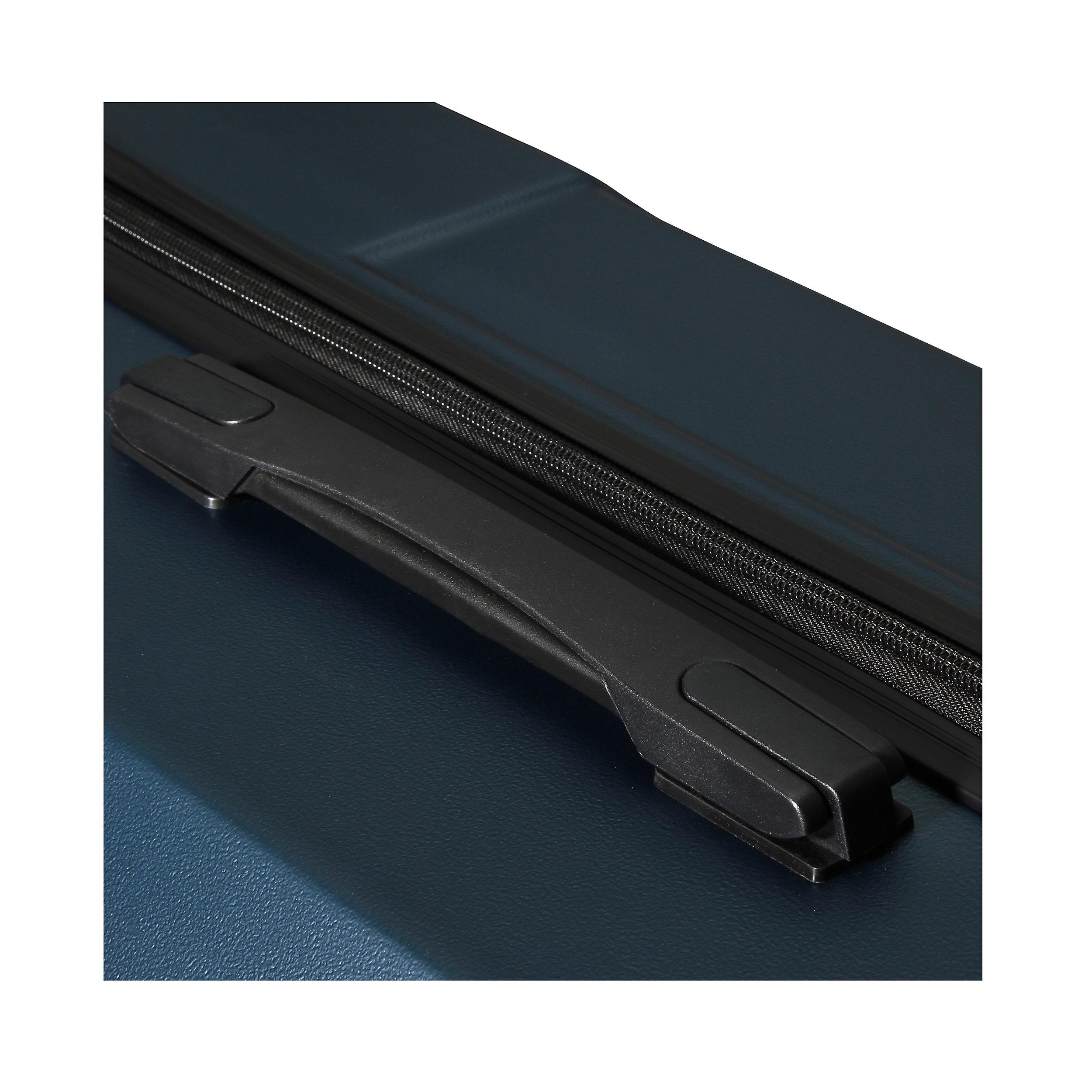 3-tlg. Trolleyset mit 4 Rollen mit 4 Rollen 58/69/78 cm EXP Spirit S/M/L 211 Liter
