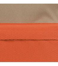 Kelp/Vermillion Orange Rubber [02330]