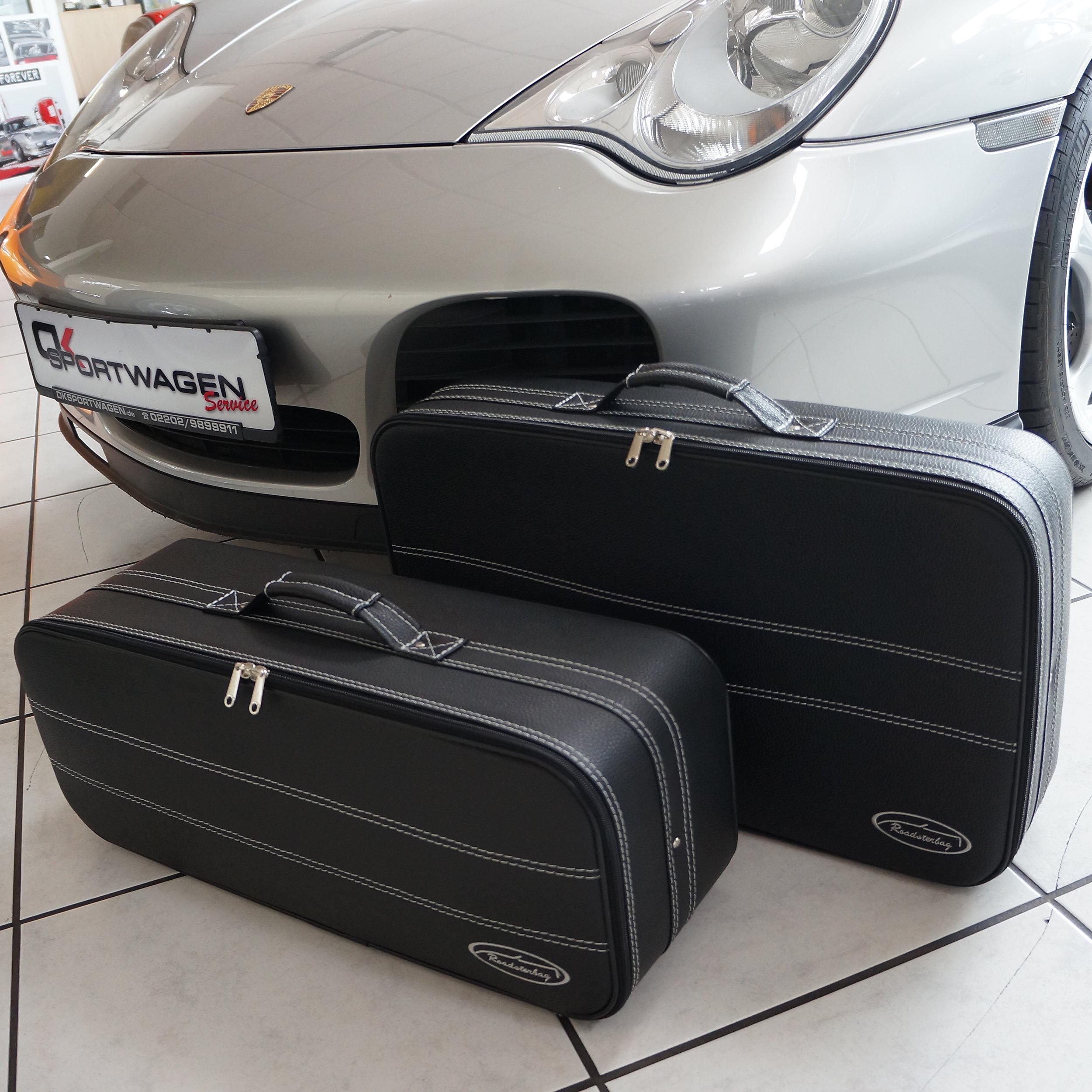 2-tlg. Kofferset Porsche 911 (996 Turbo/Allrad) XXL