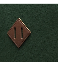 Eden Slub/Tan Synthetic Leather [04082]