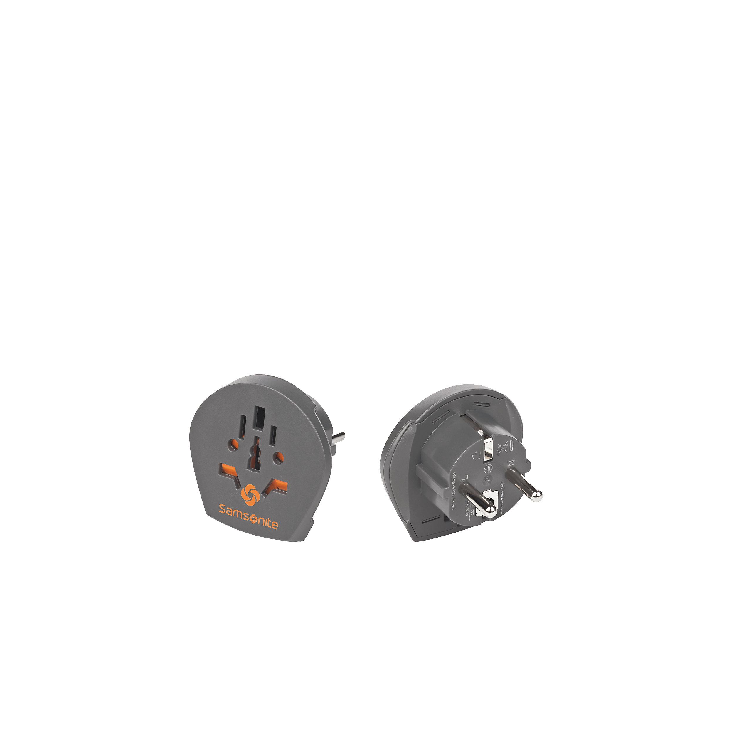 Adapter weltweit/Europa 2 Electronics Accessories