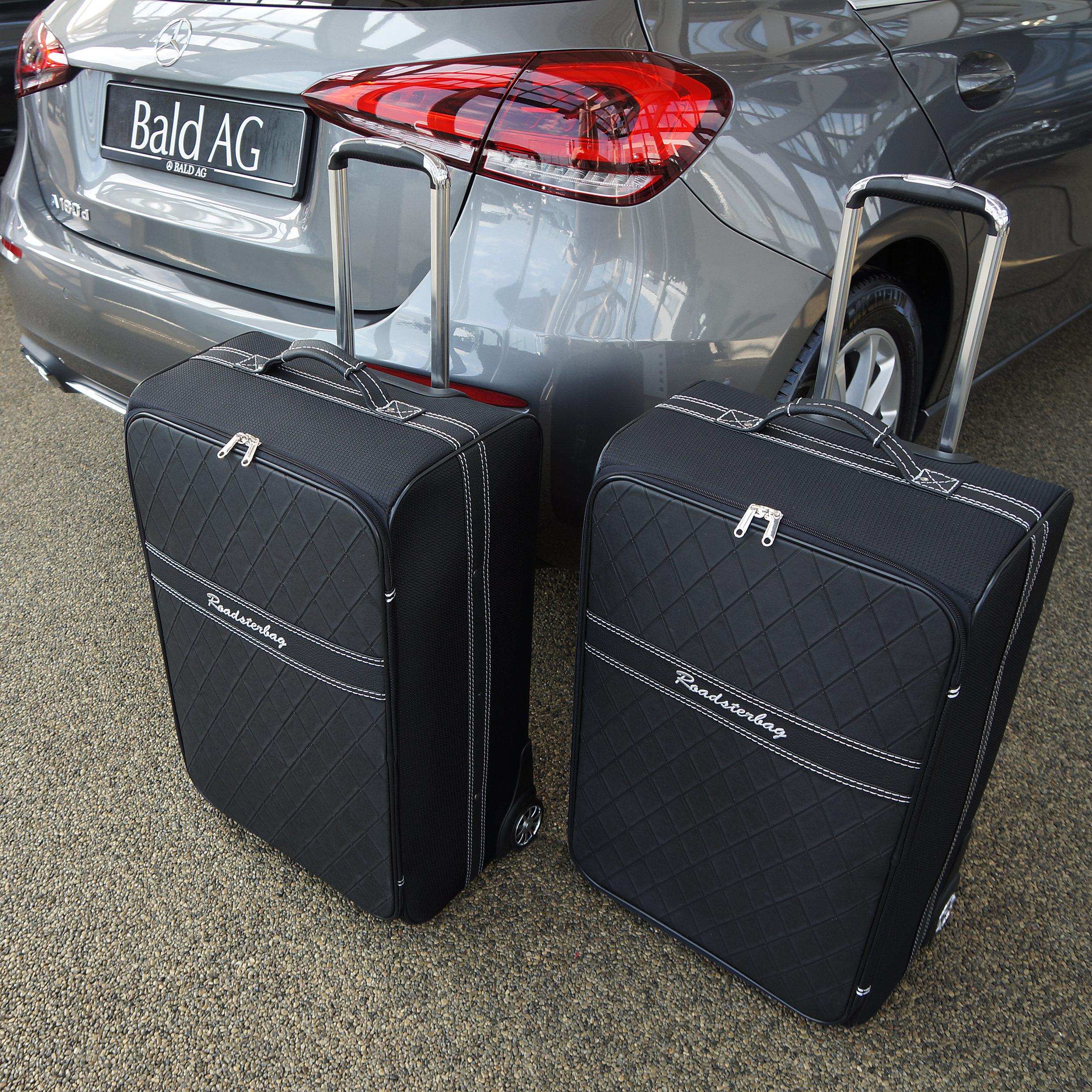 2-tlg. Kofferset mit 2 Rollen Mercedes CLS C257