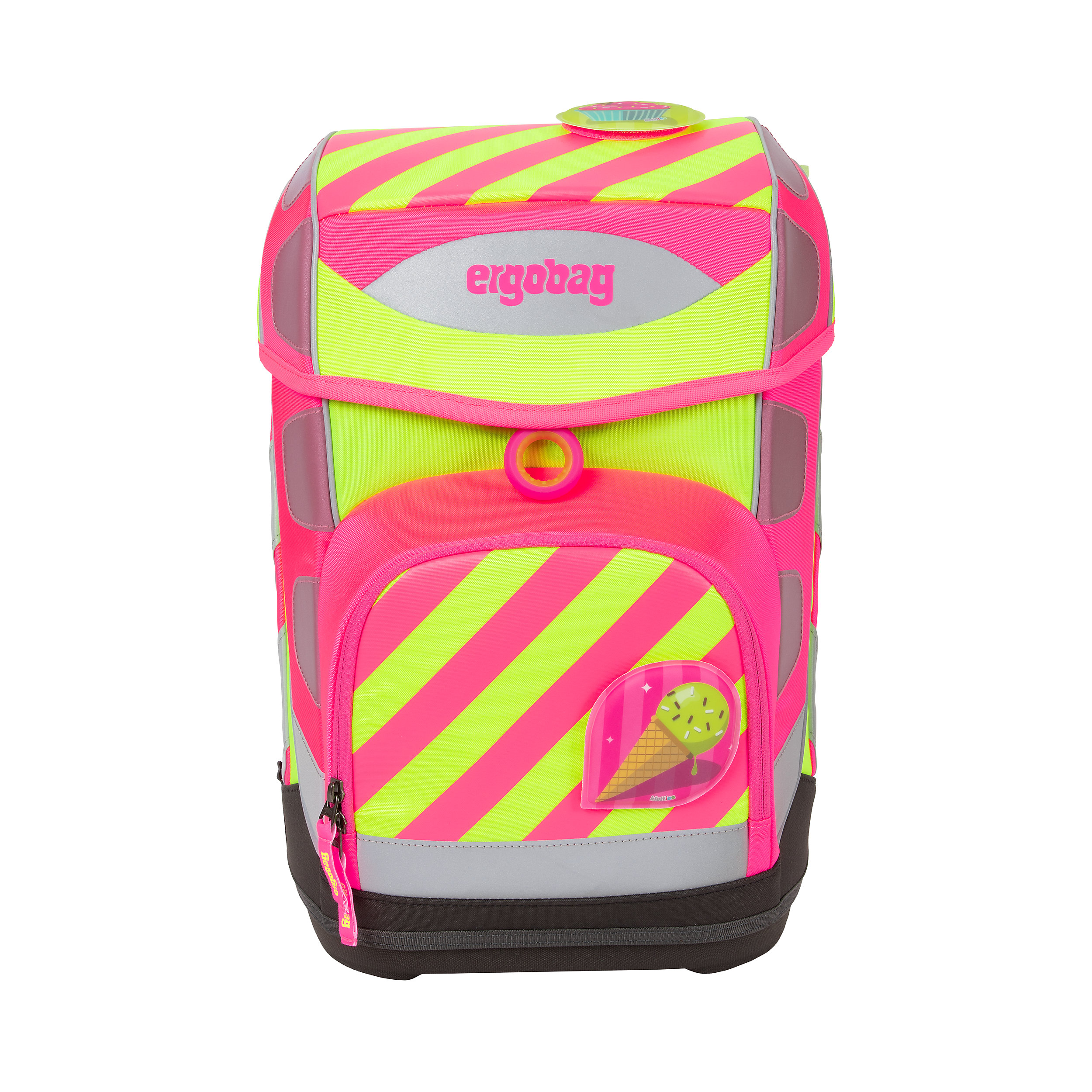 6-part School Backpack Set Neo Edition Cubo 19 Liter