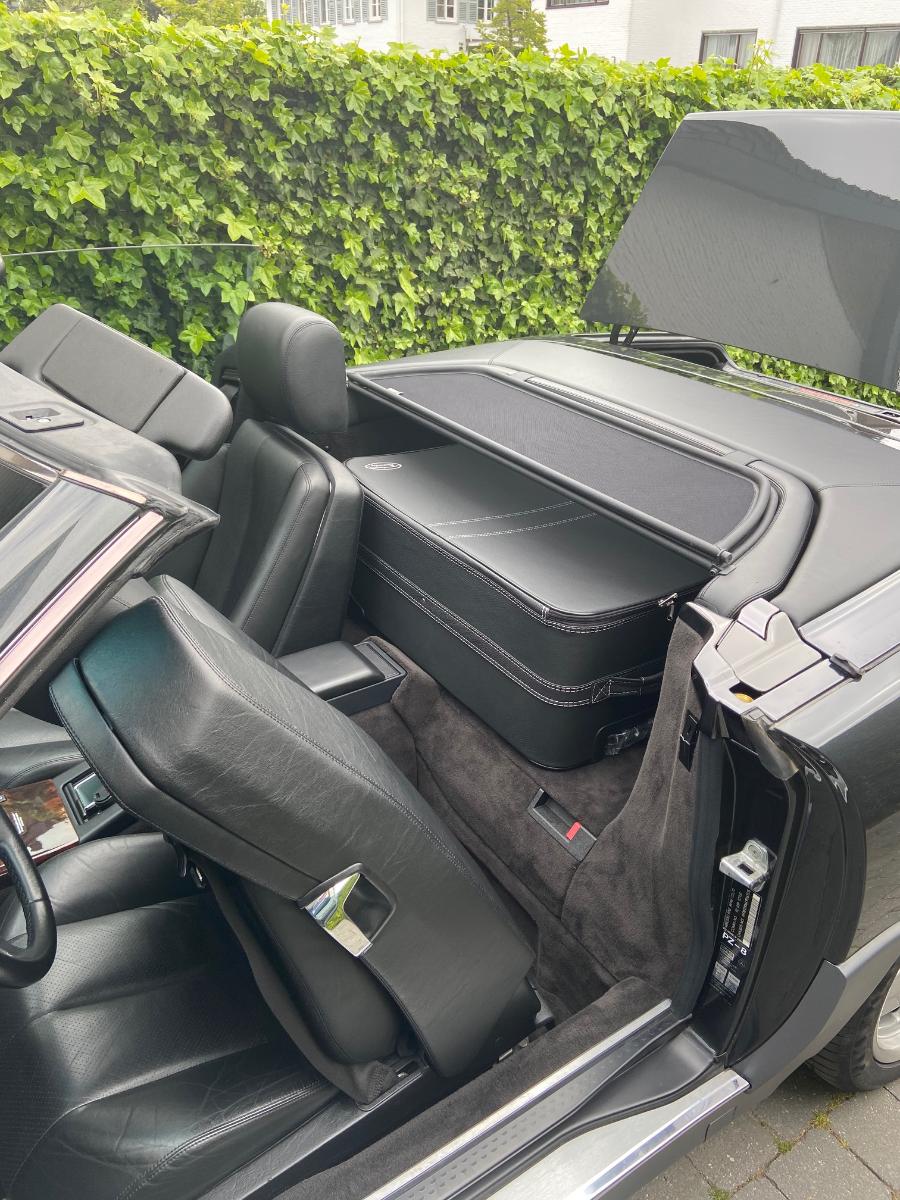 Rückbankkoffer für Mercedes SL R129
