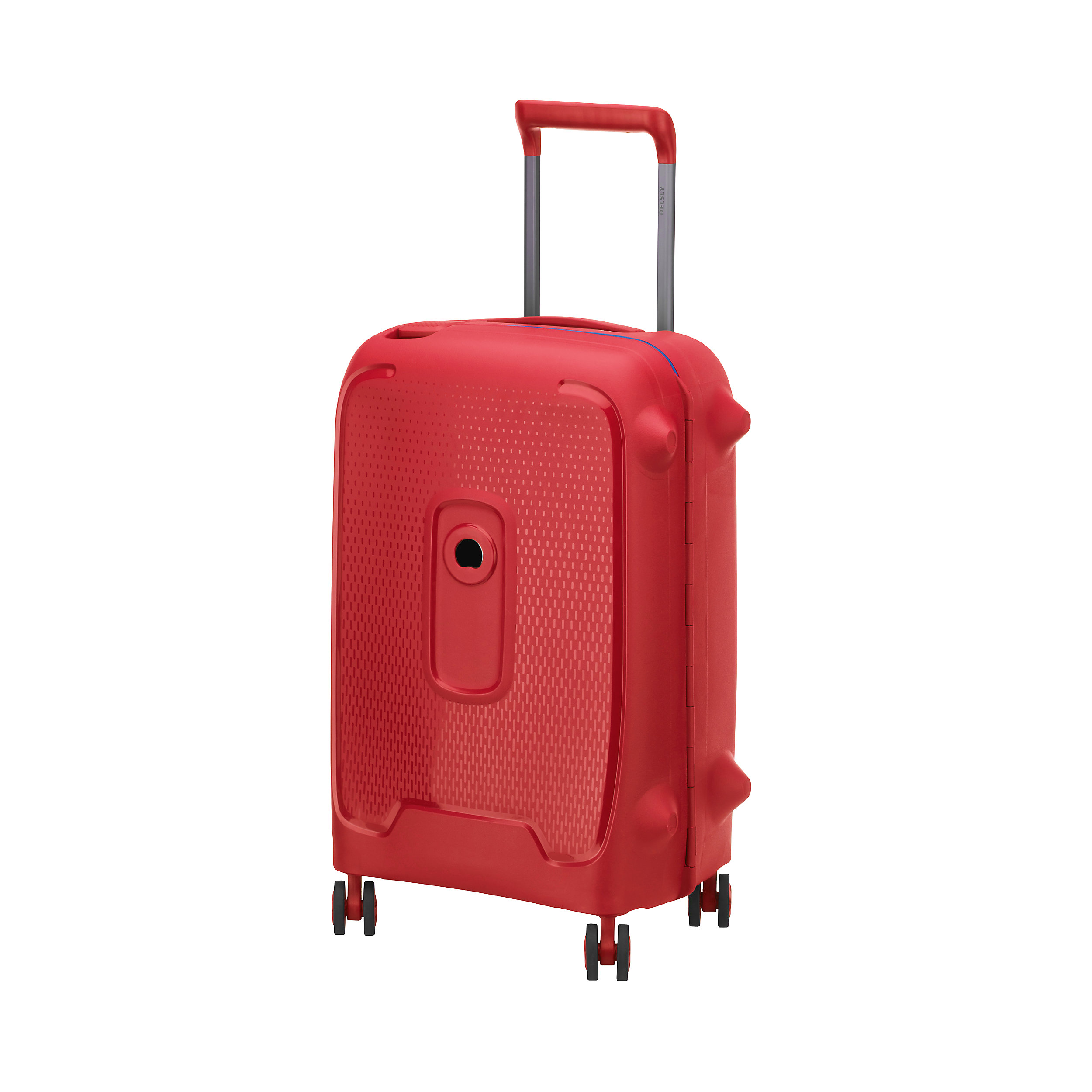 Carry-on Trolley with 4 wheels 55cm Moncey S 45 Liter