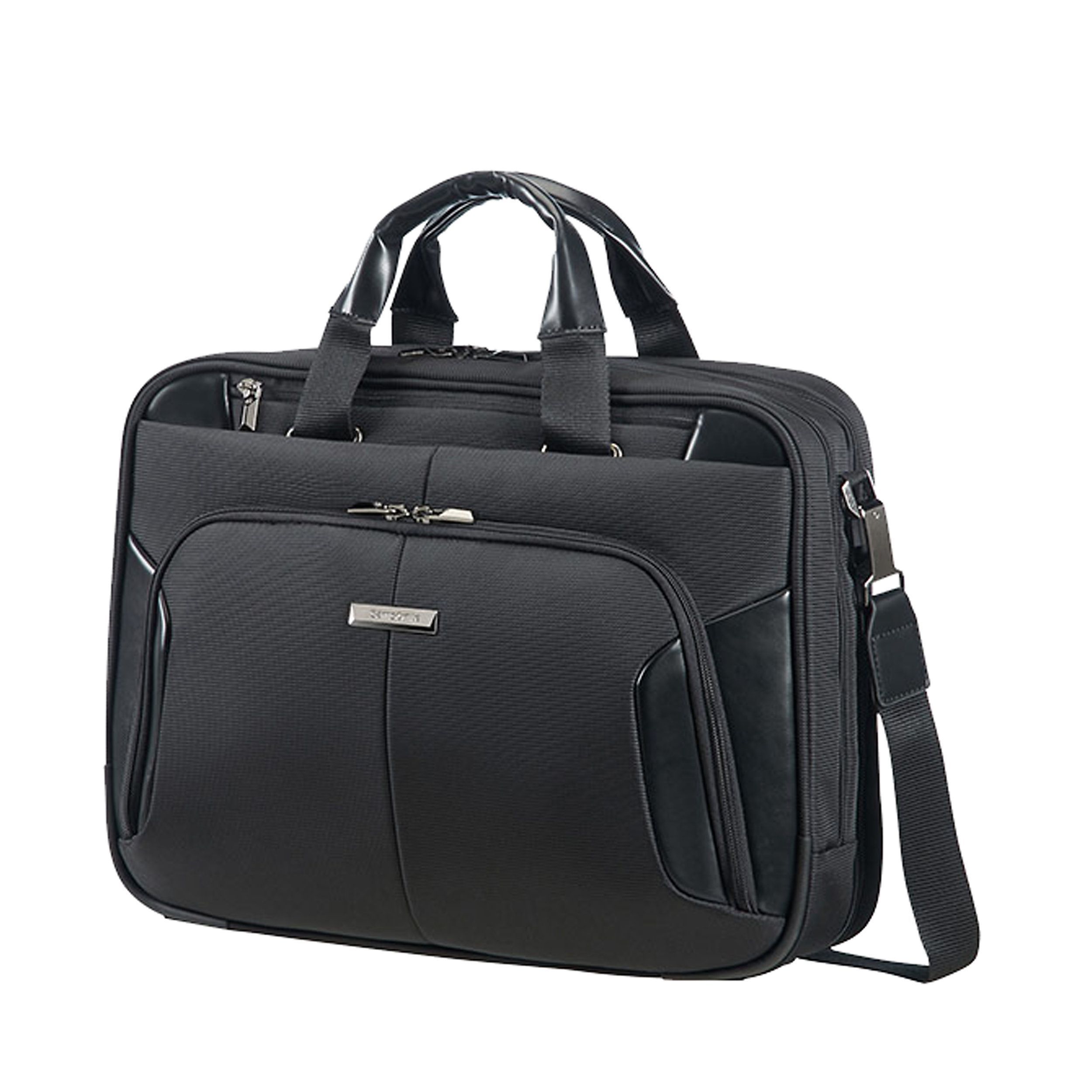 """Bailhandle with 2 compartment 15,6"""" XBR 19 Liter"""