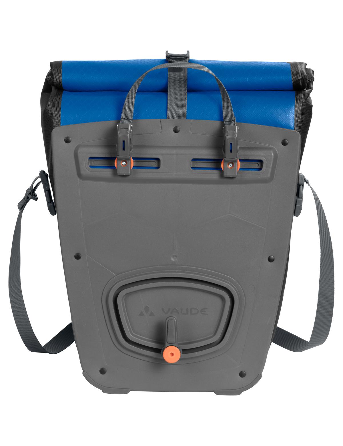 Fahrradtasche Aqua Back Plus  Made in Germany 51 Liter - Blue
