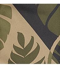 Olive Woodcut Palm [302]